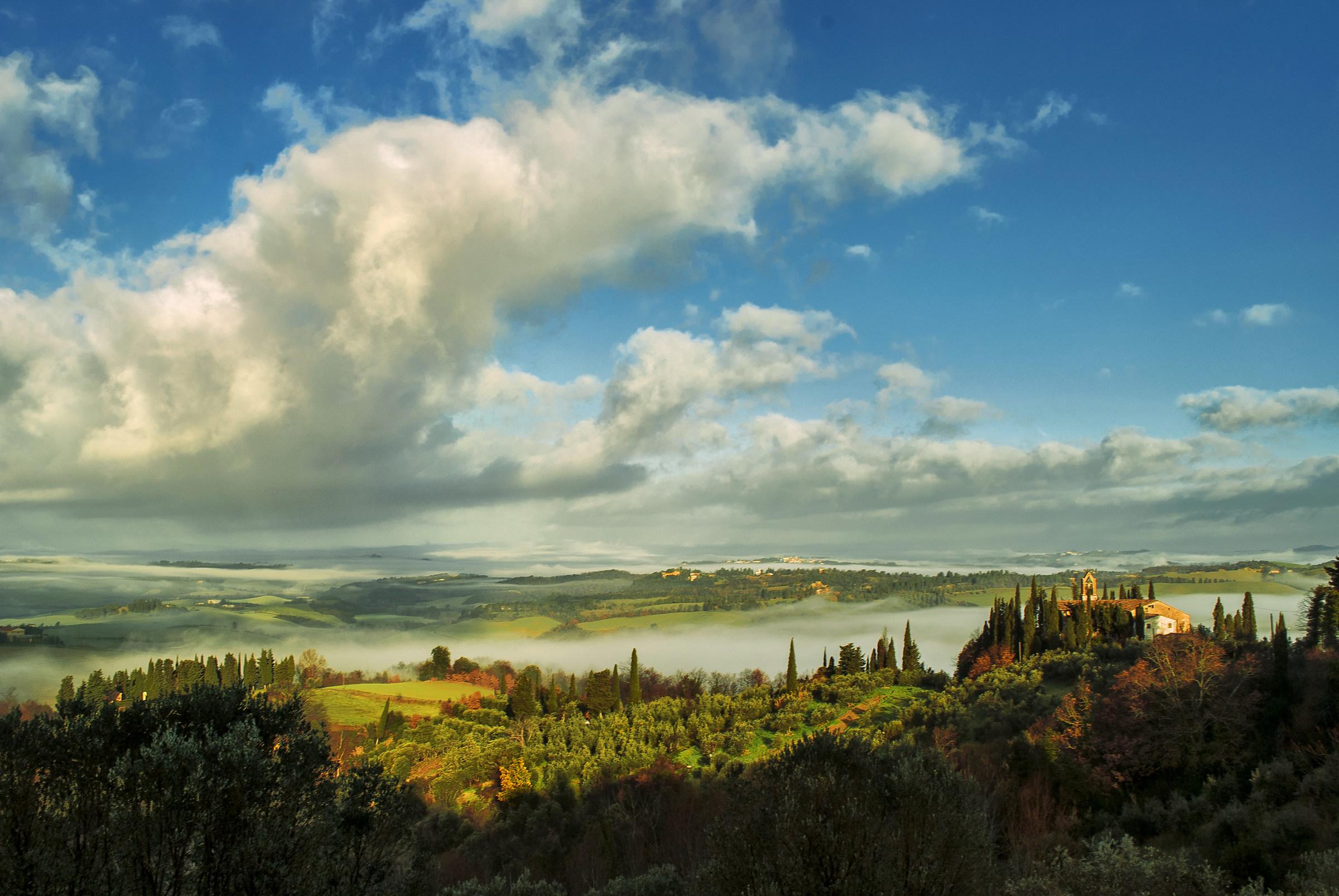 Tuscan Views...