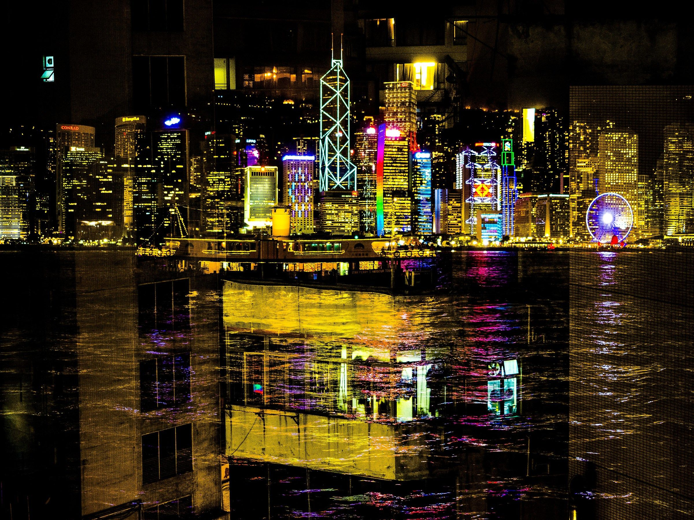 Hong Kong over and under the water 3...