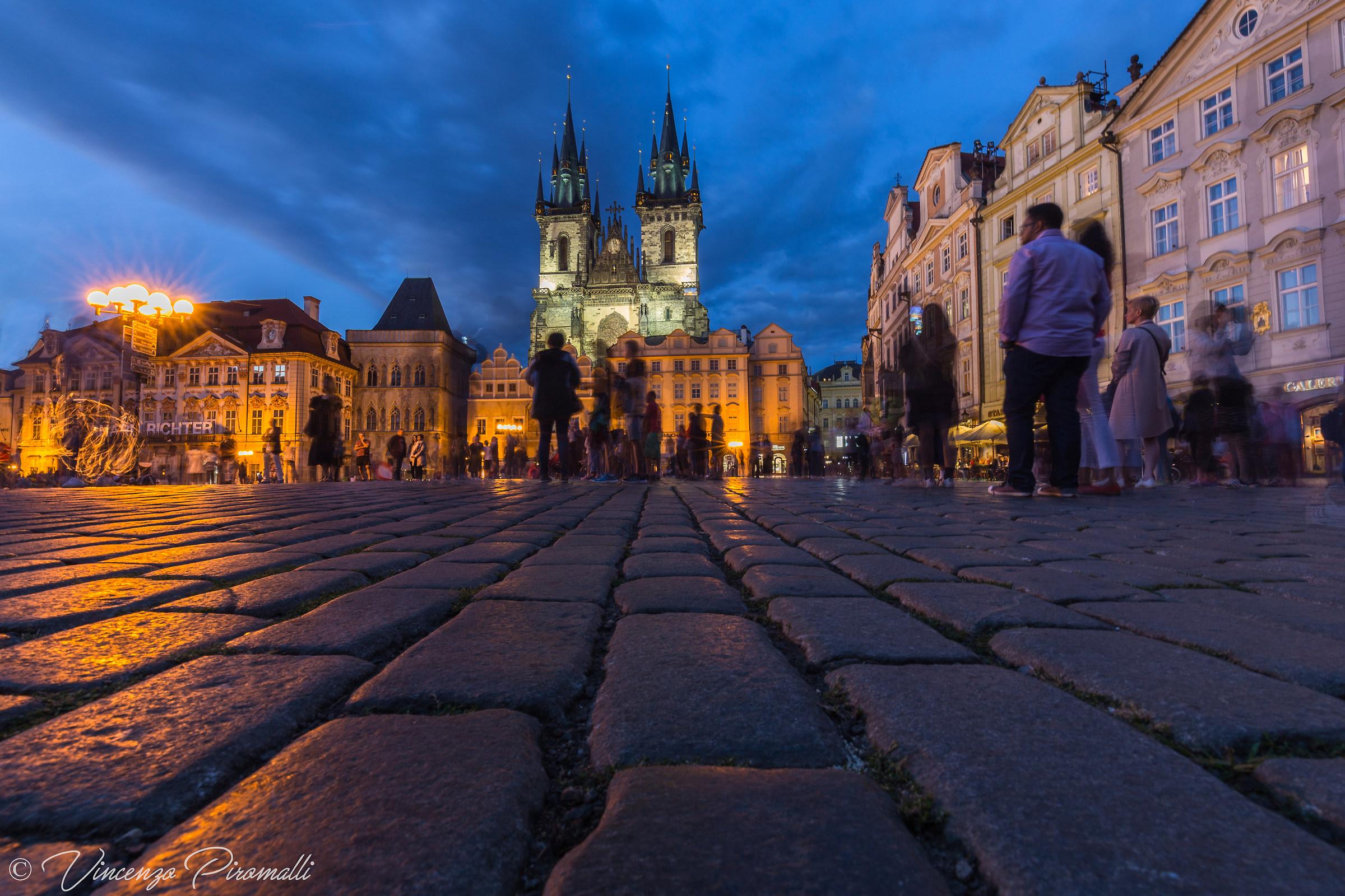 Old Place Prague...