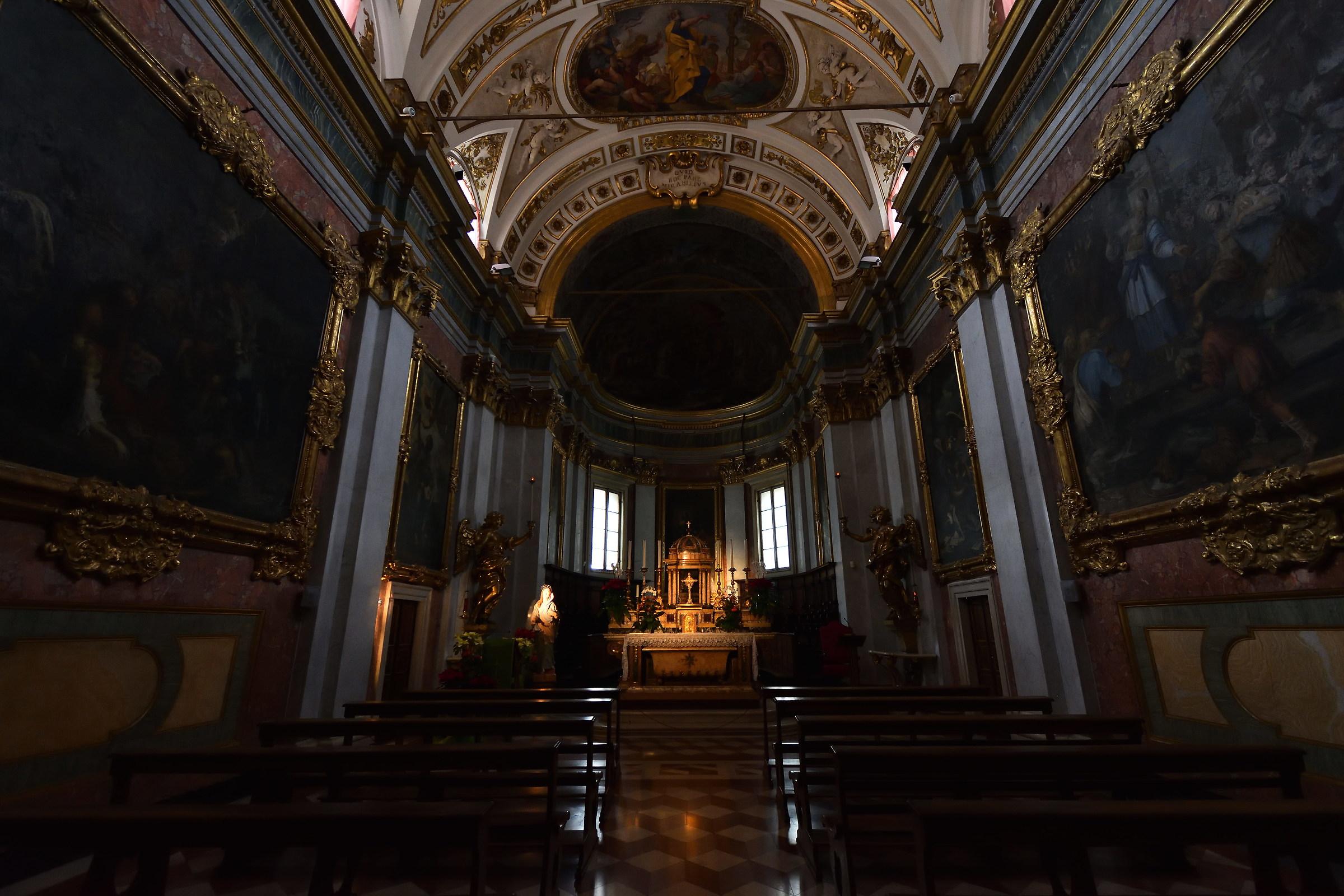 Cappella della Musica...