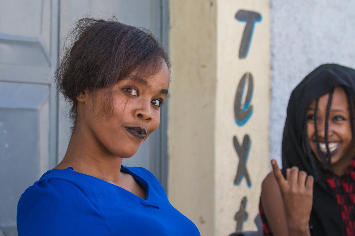 Gente di Harar, 3...
