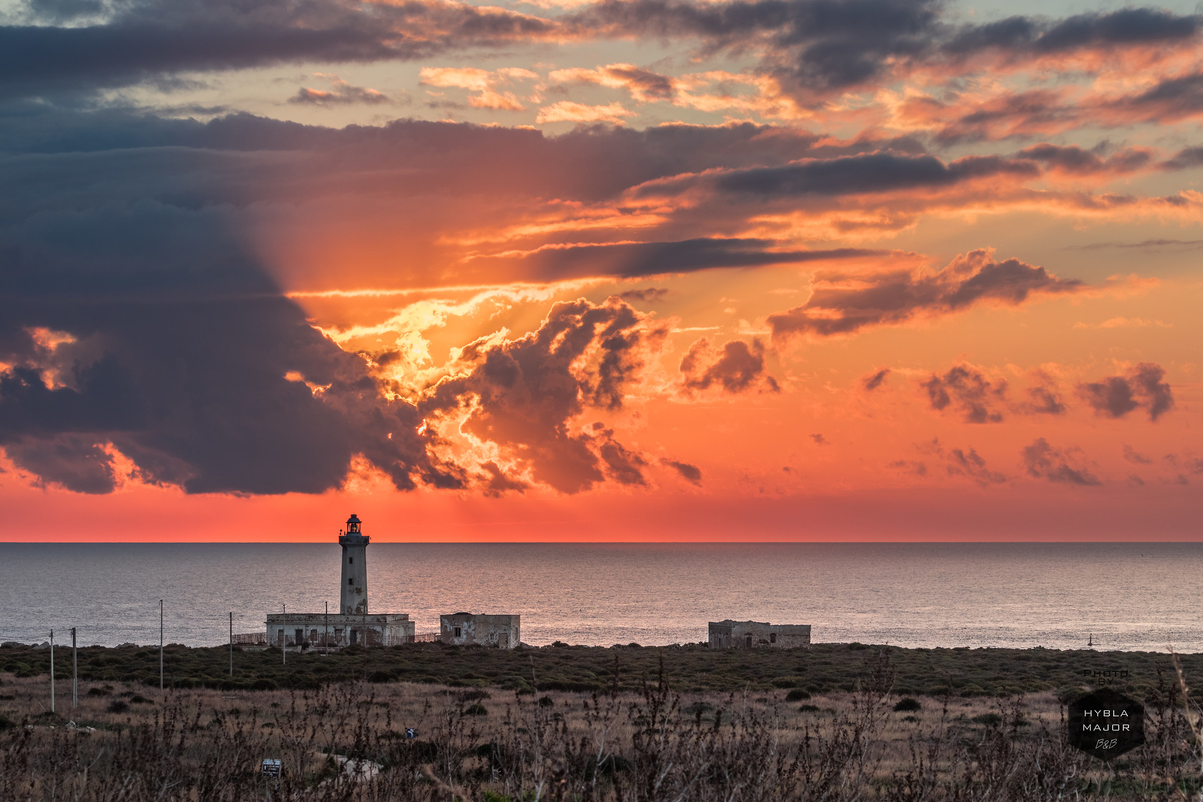 A lighthouse in the light...