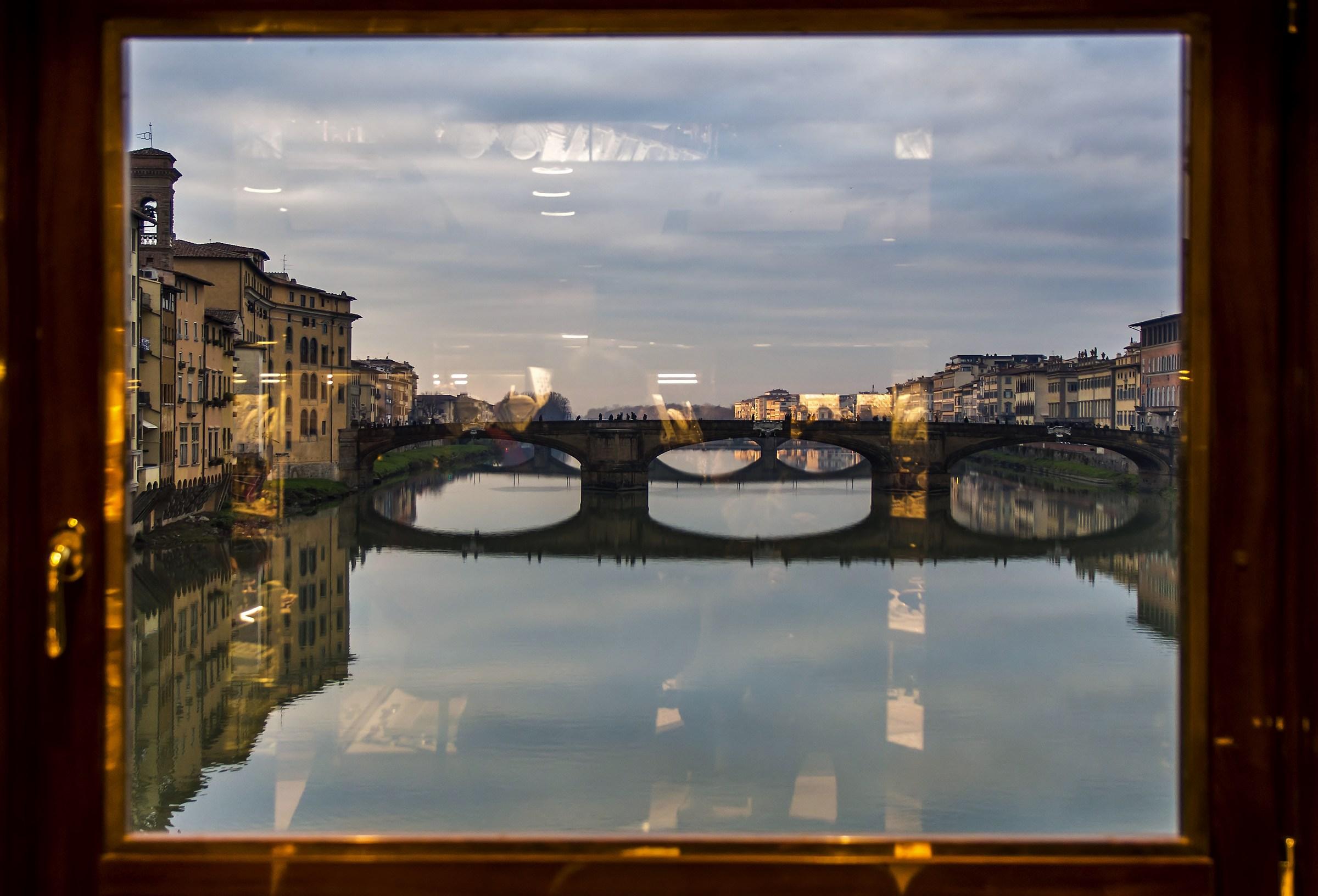 "Firenze su... ""windows""..."