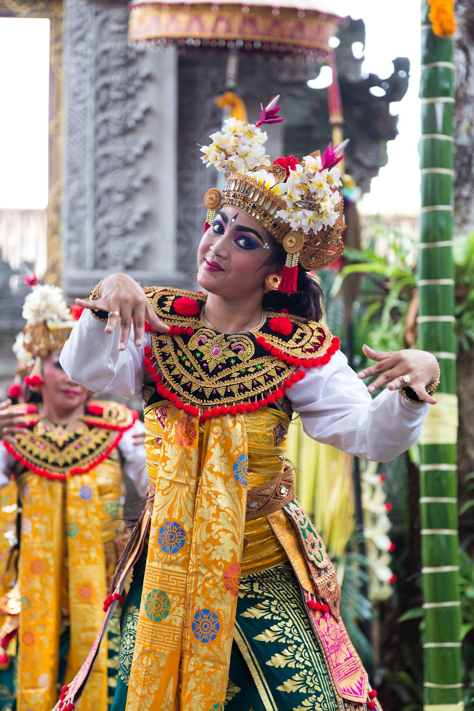 Opera Gambuh - Indonesia - Bali - Gianyar regency...