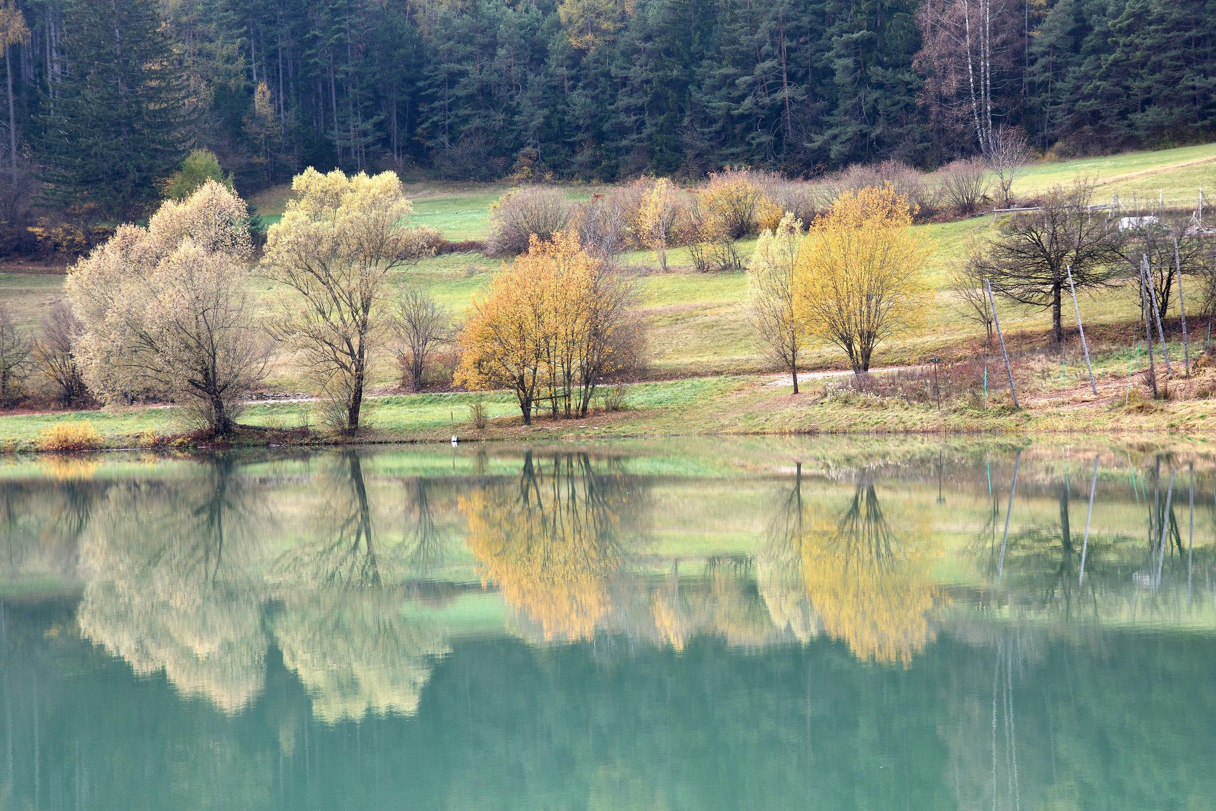 Lago di Coredo...