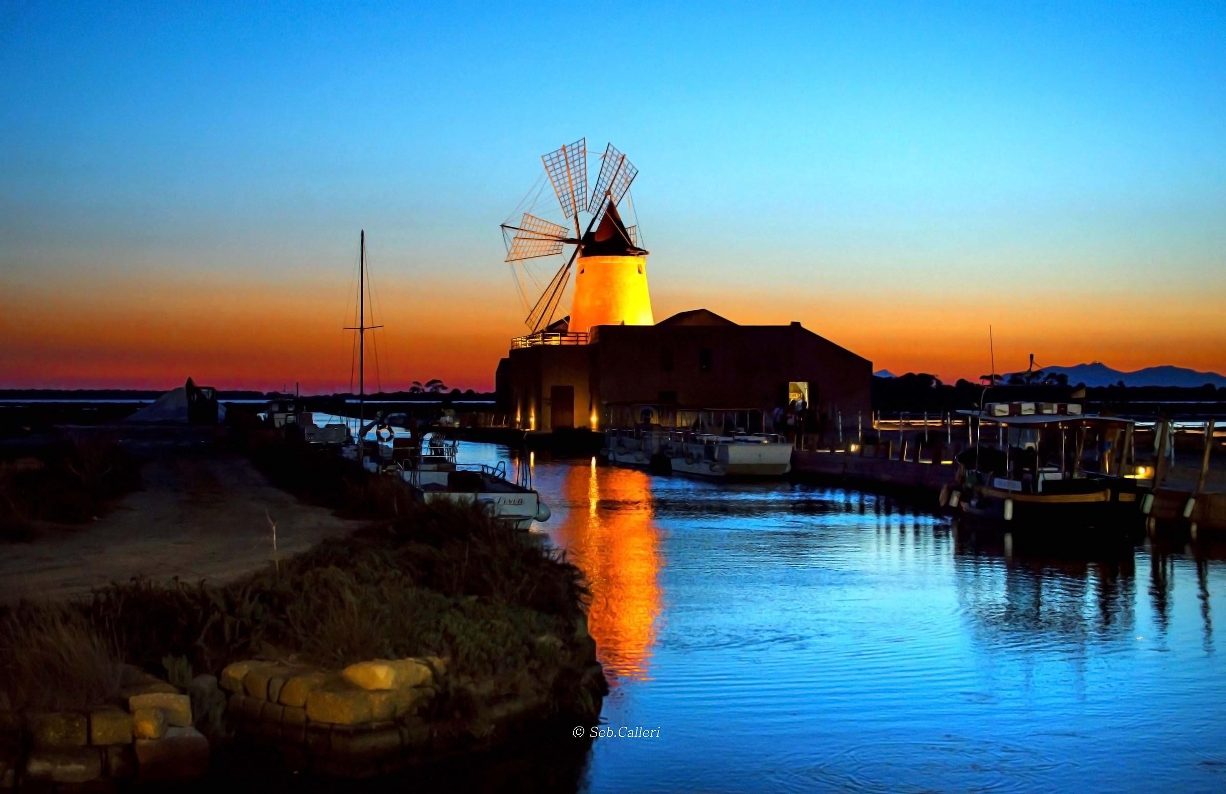 Windmills......