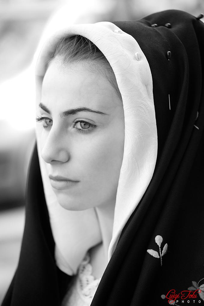 Girl of St. Basil...