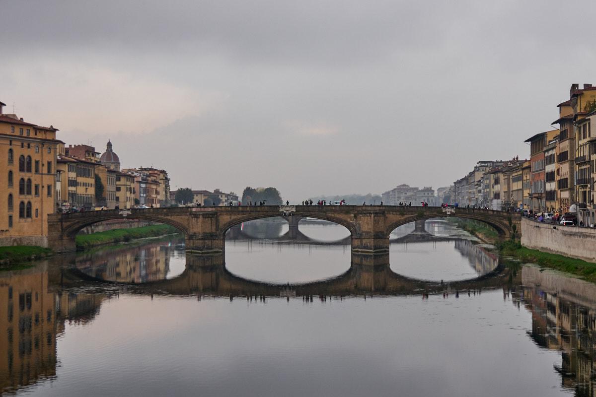 da ponte vecchio...