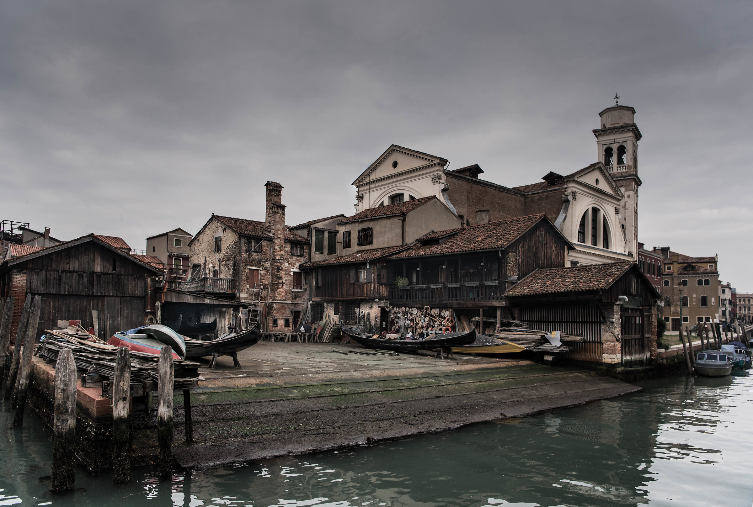 Squero di San Trovaso Venice...