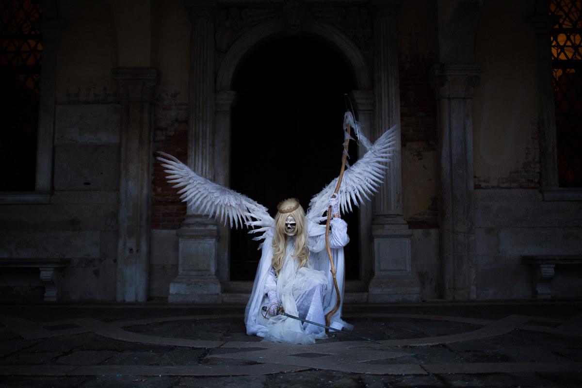 dead angel...