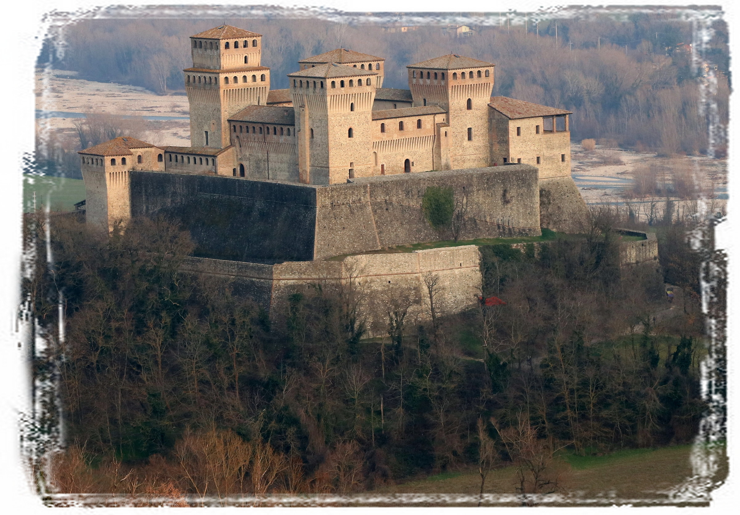 Castle of Torrechiara...