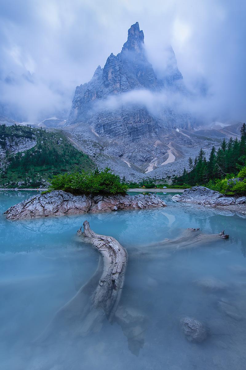 lago di Sorapis...