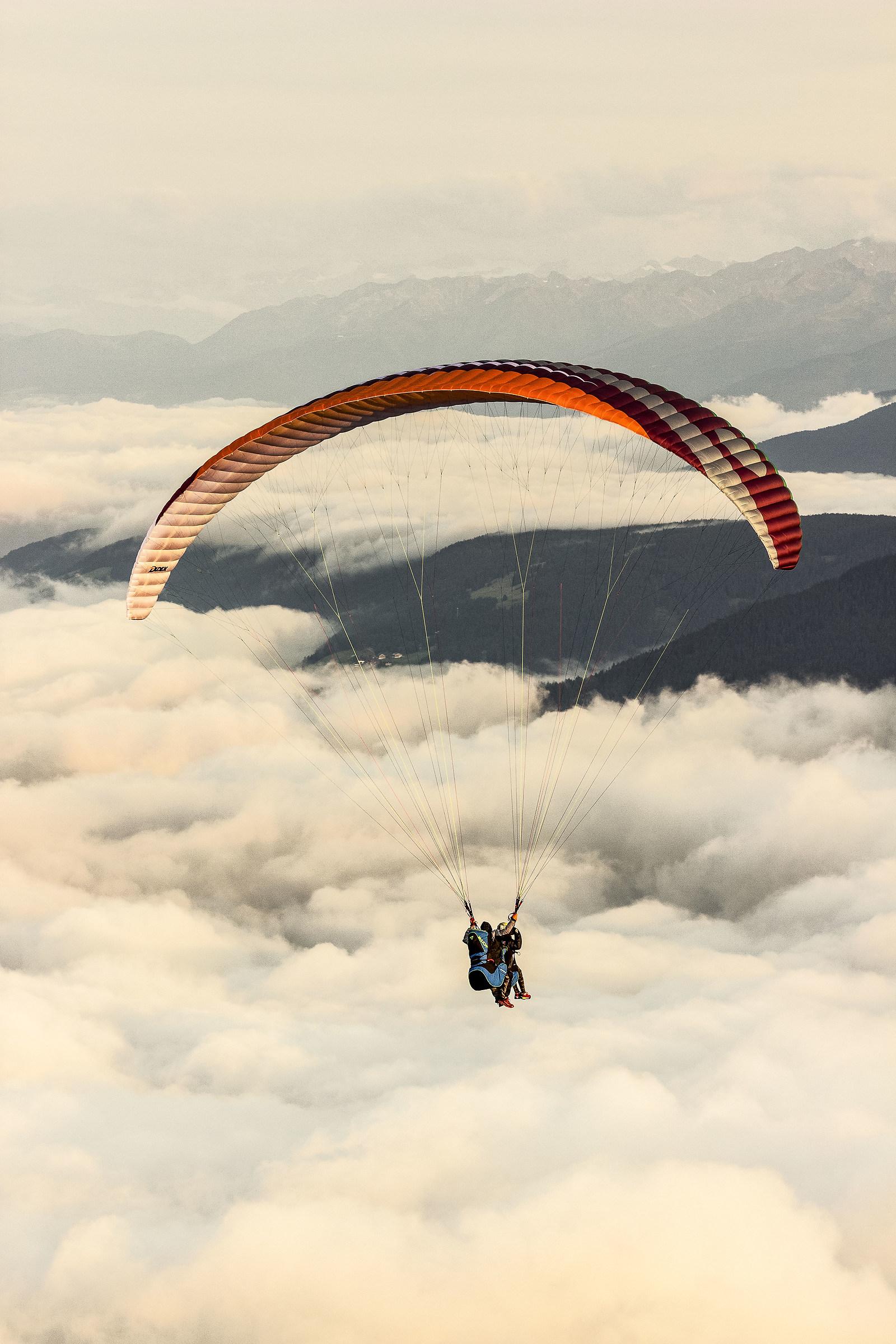 Paragliding # 4...