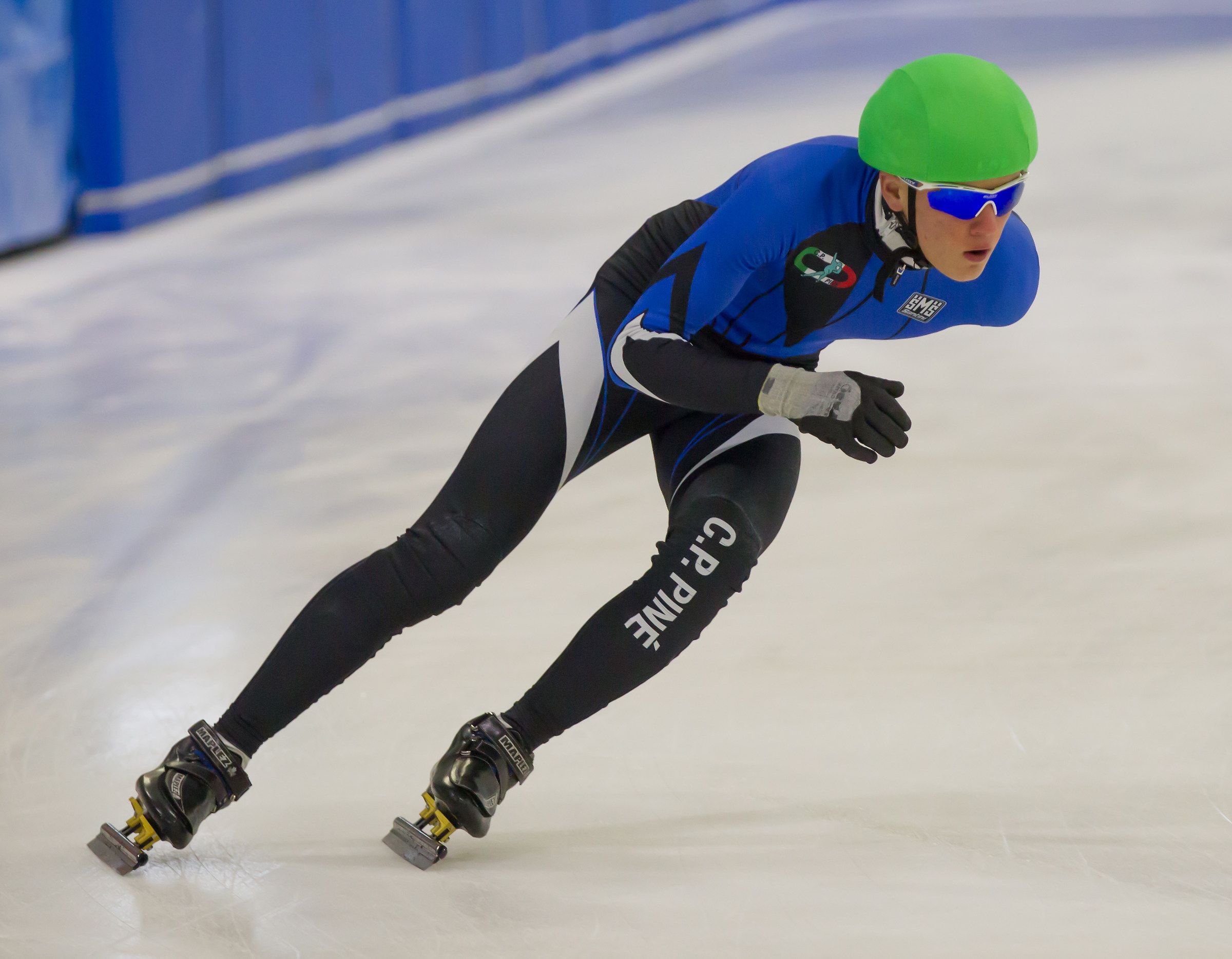 short track - Italian team championships - Bergamo...