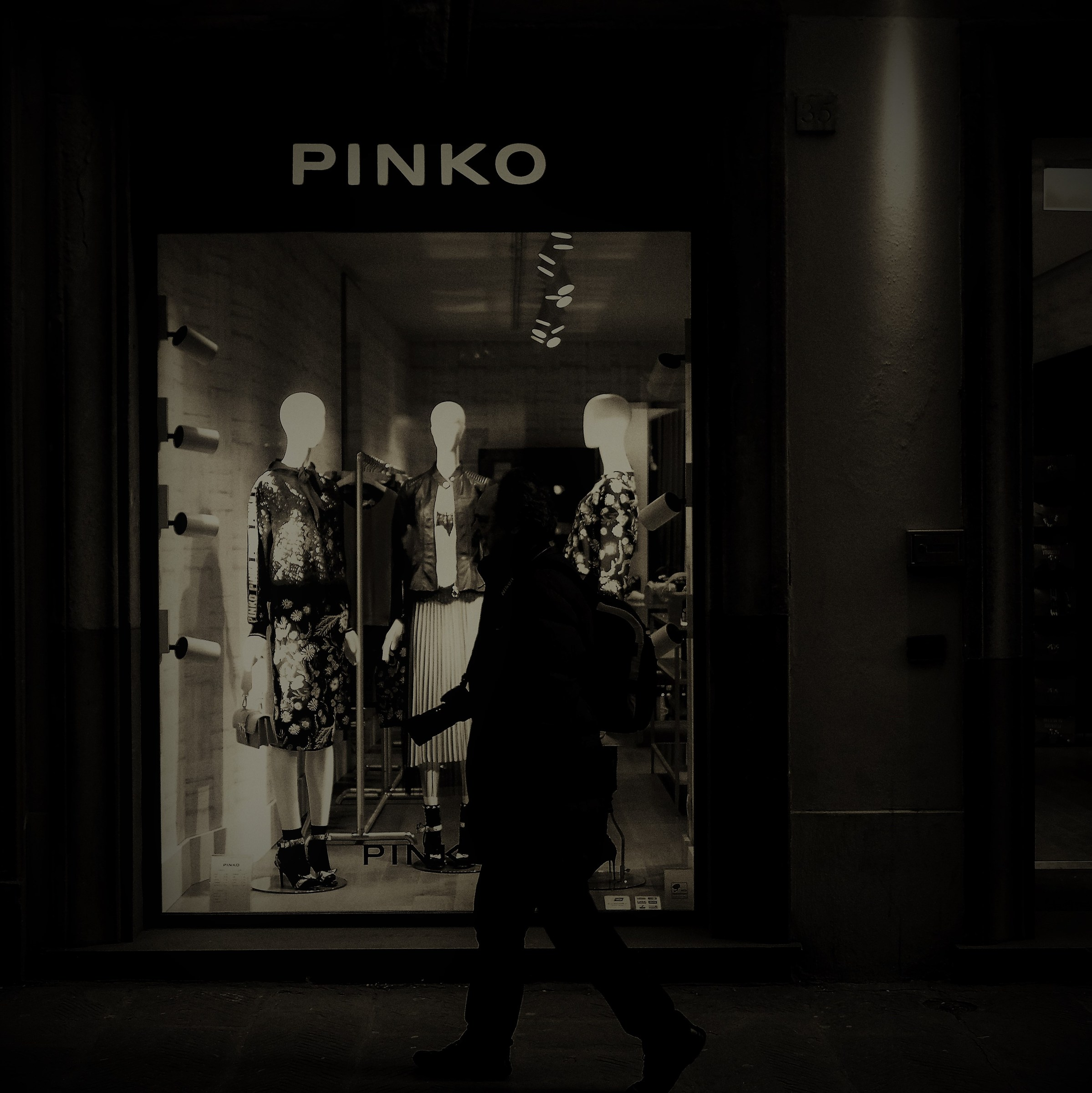 Mr pinko...