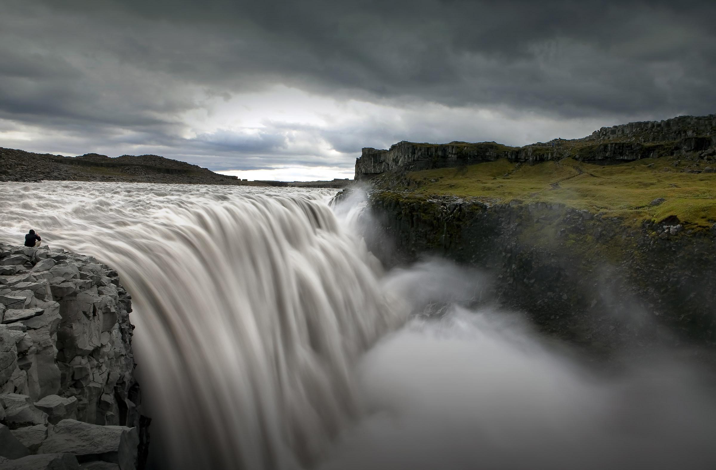 Iceland...