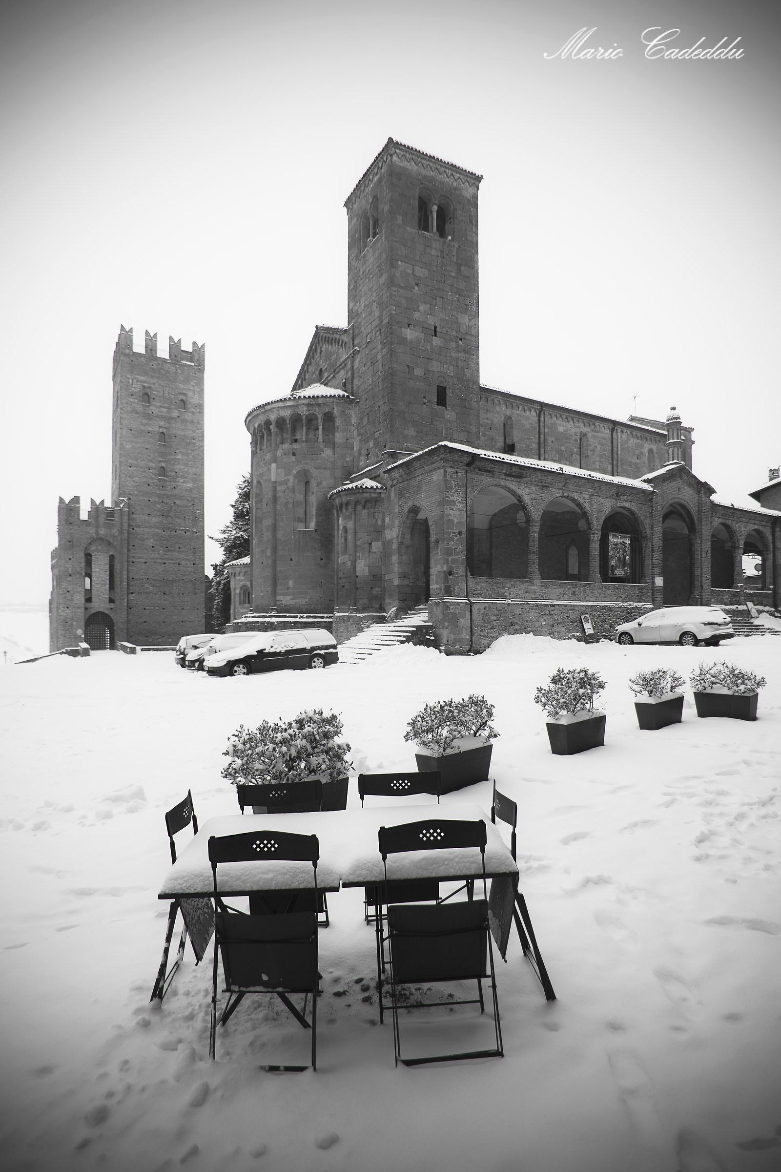 Castell'Arquato...