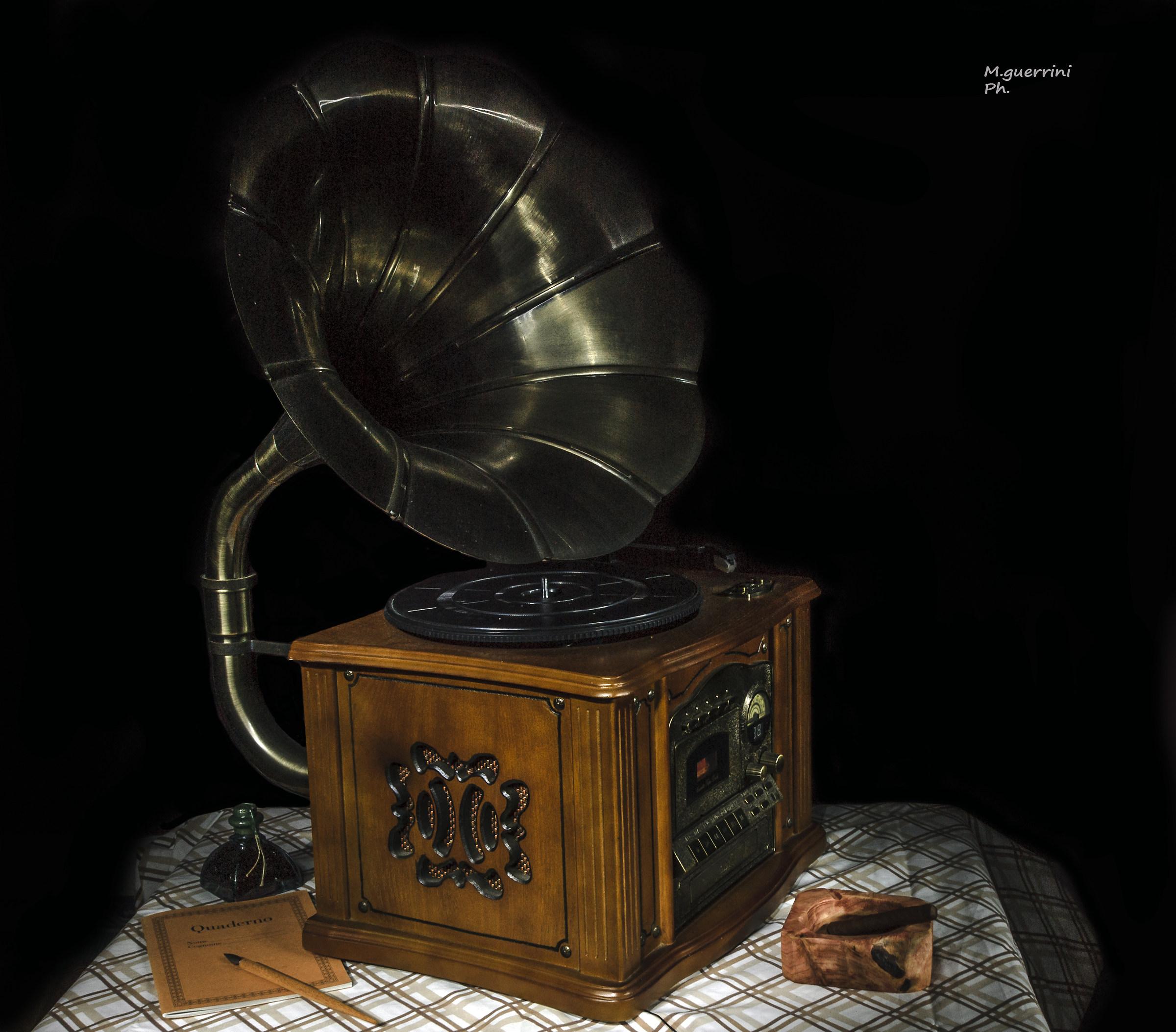 Gramophone...