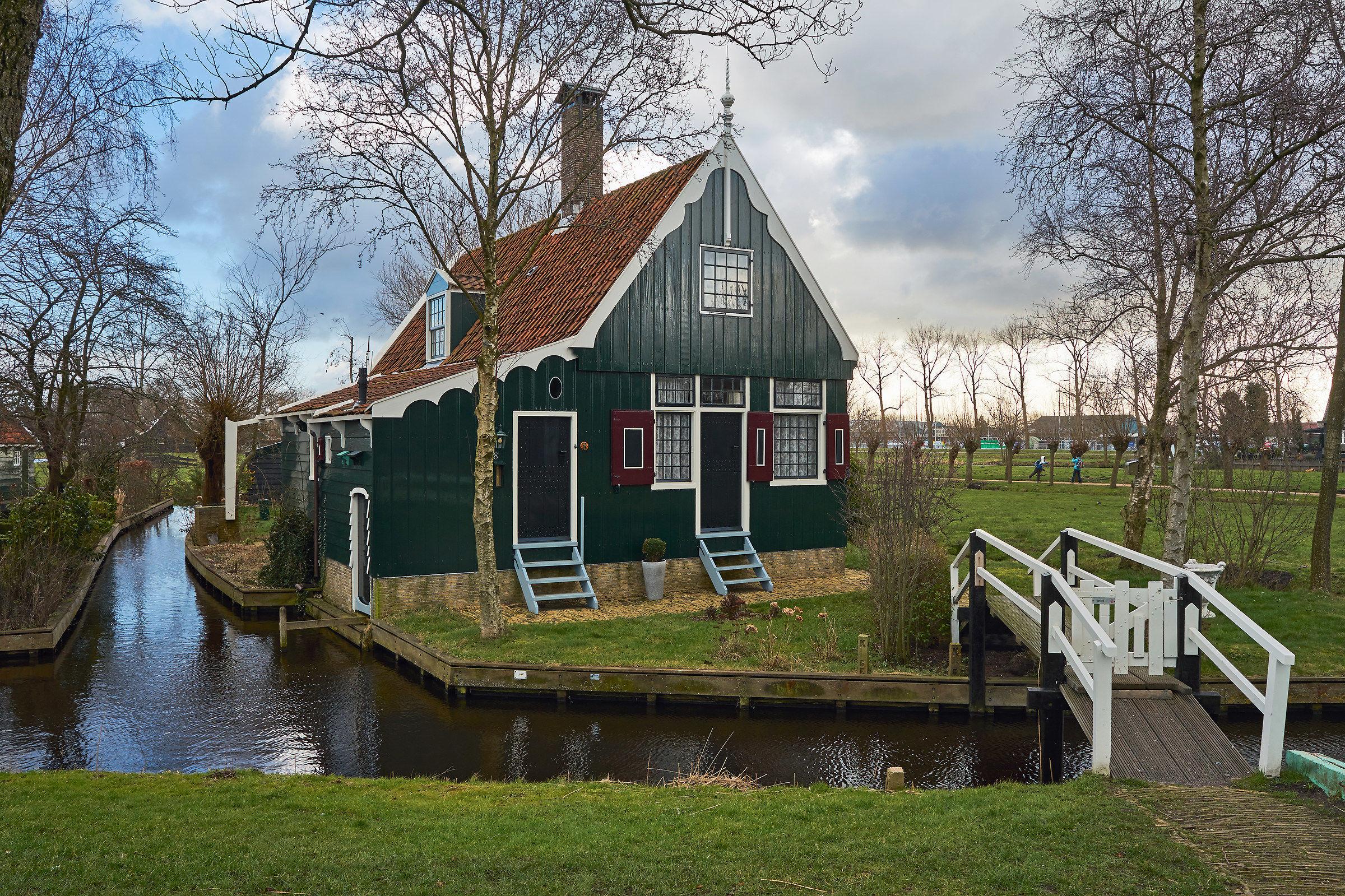 Amsterdam 2018 (Zaanse Schans)...