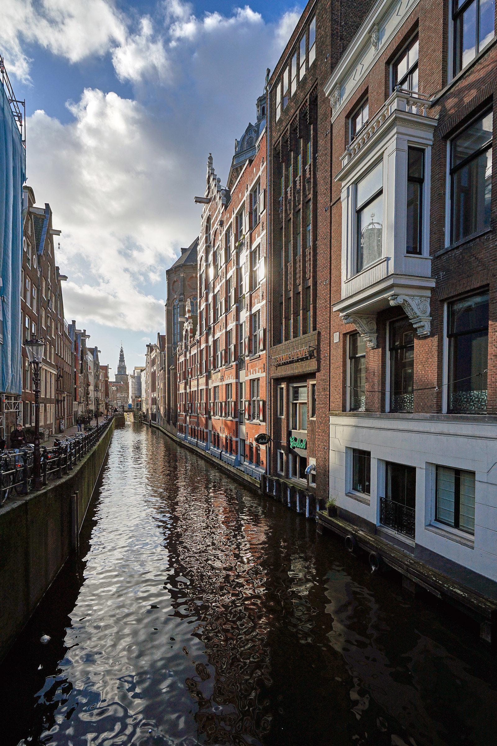 Amsterdam 2018...