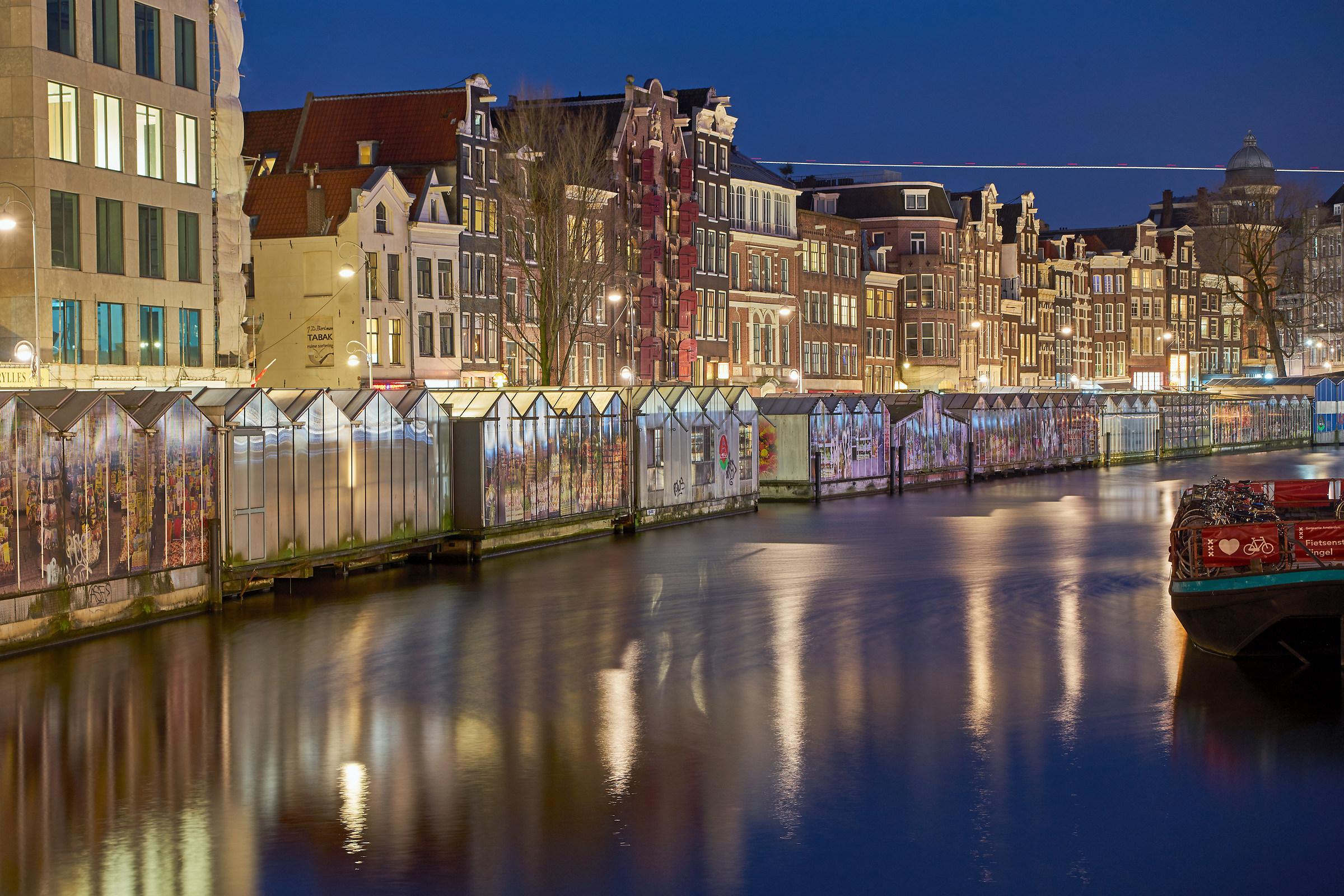 Amsterdam 2018 (mercato dei fiori)...