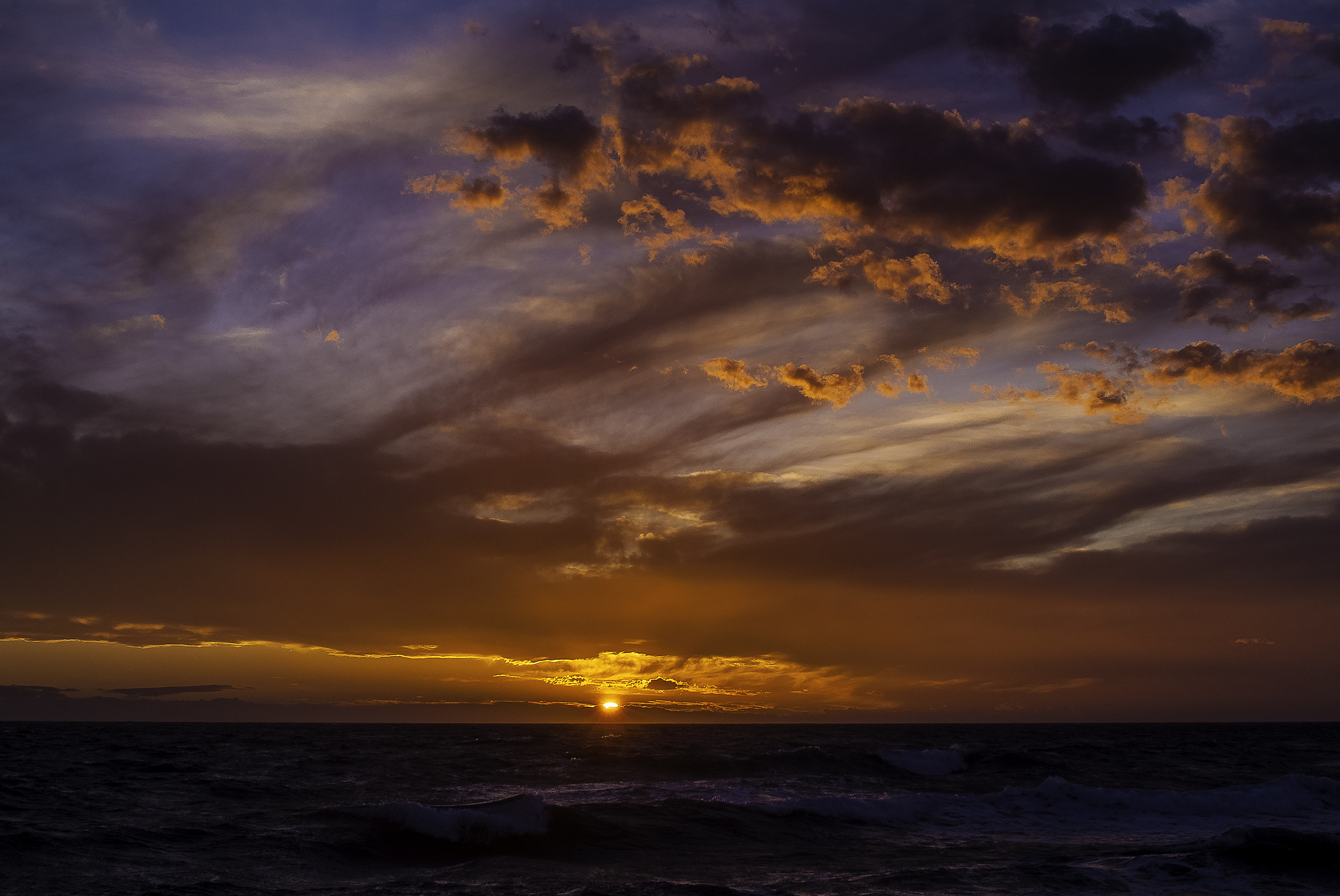 Salento sunset....