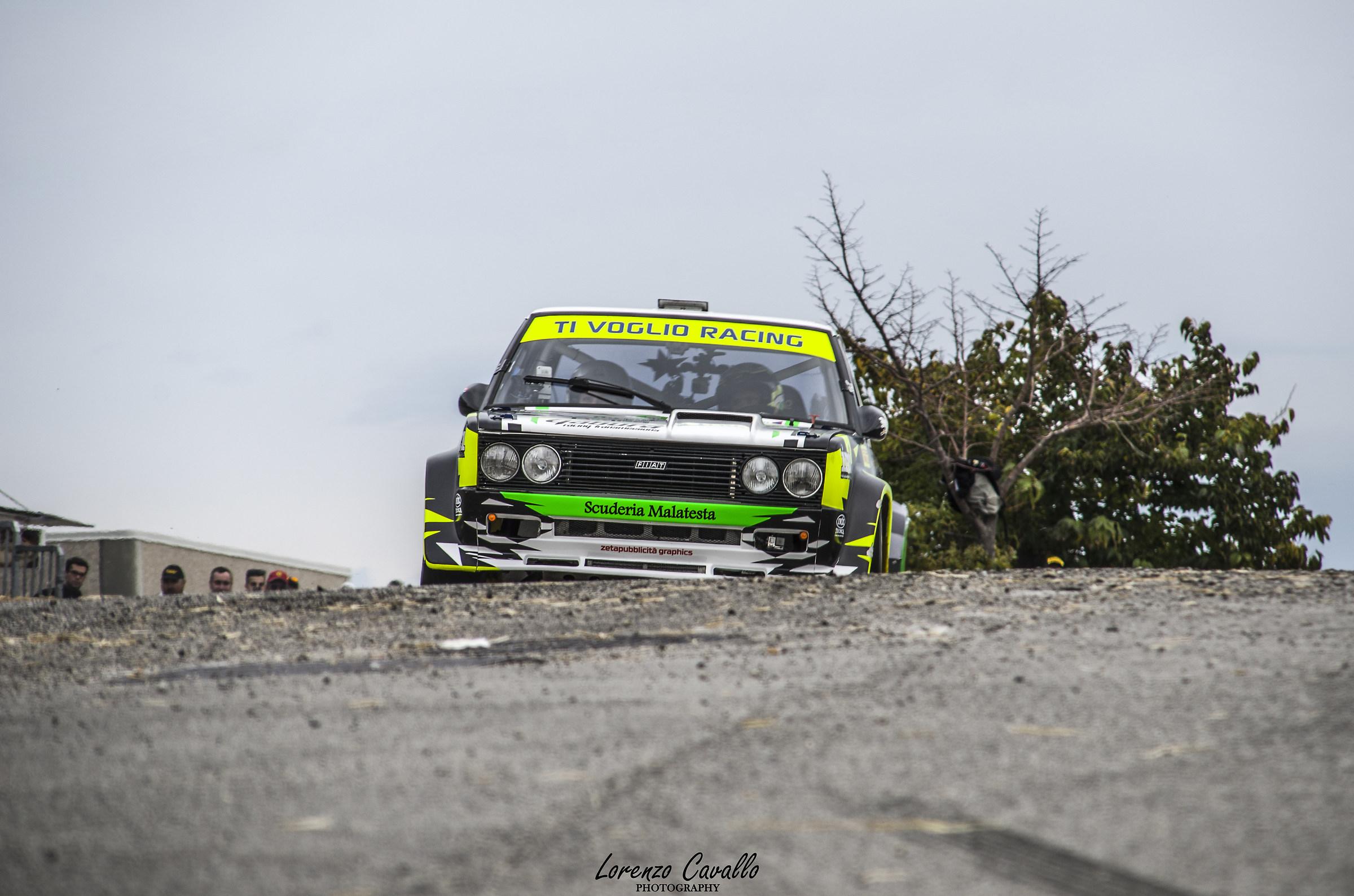 Fiat 131 Rally - Paolo Diana...