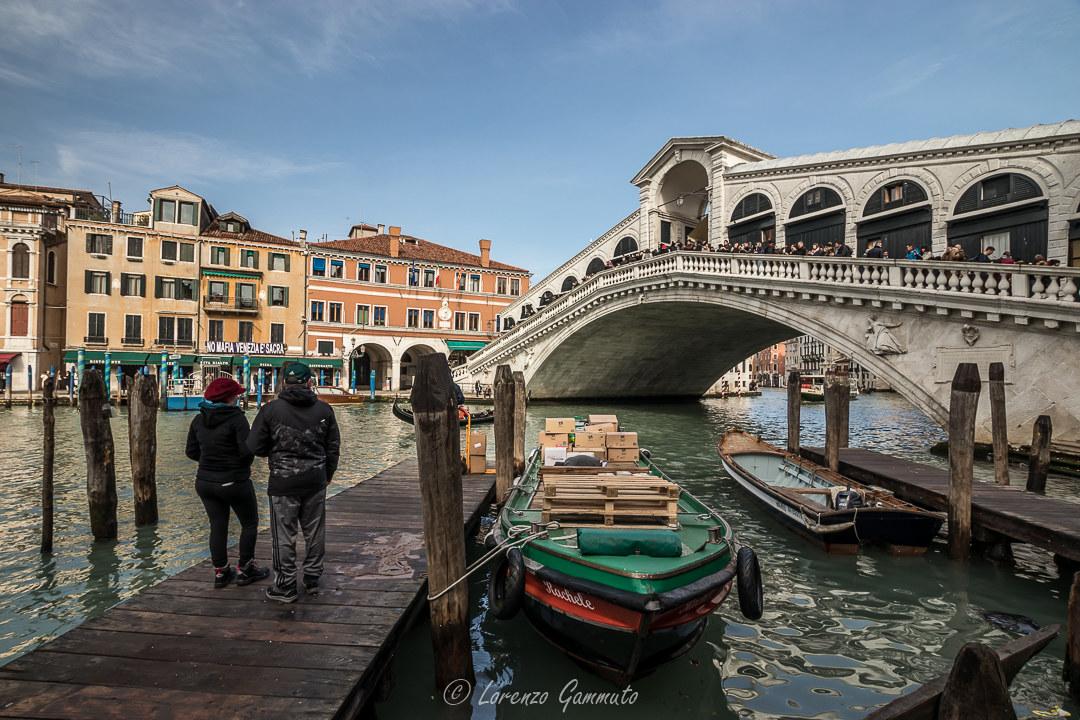 Ponte di Rialto...