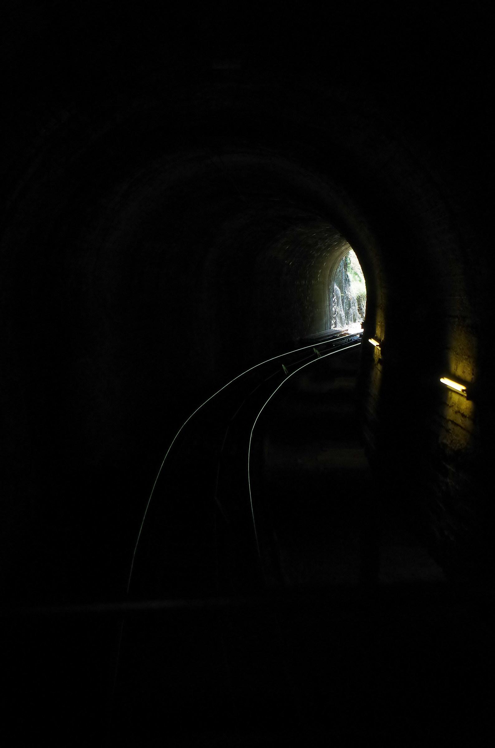 Nel tunnel...