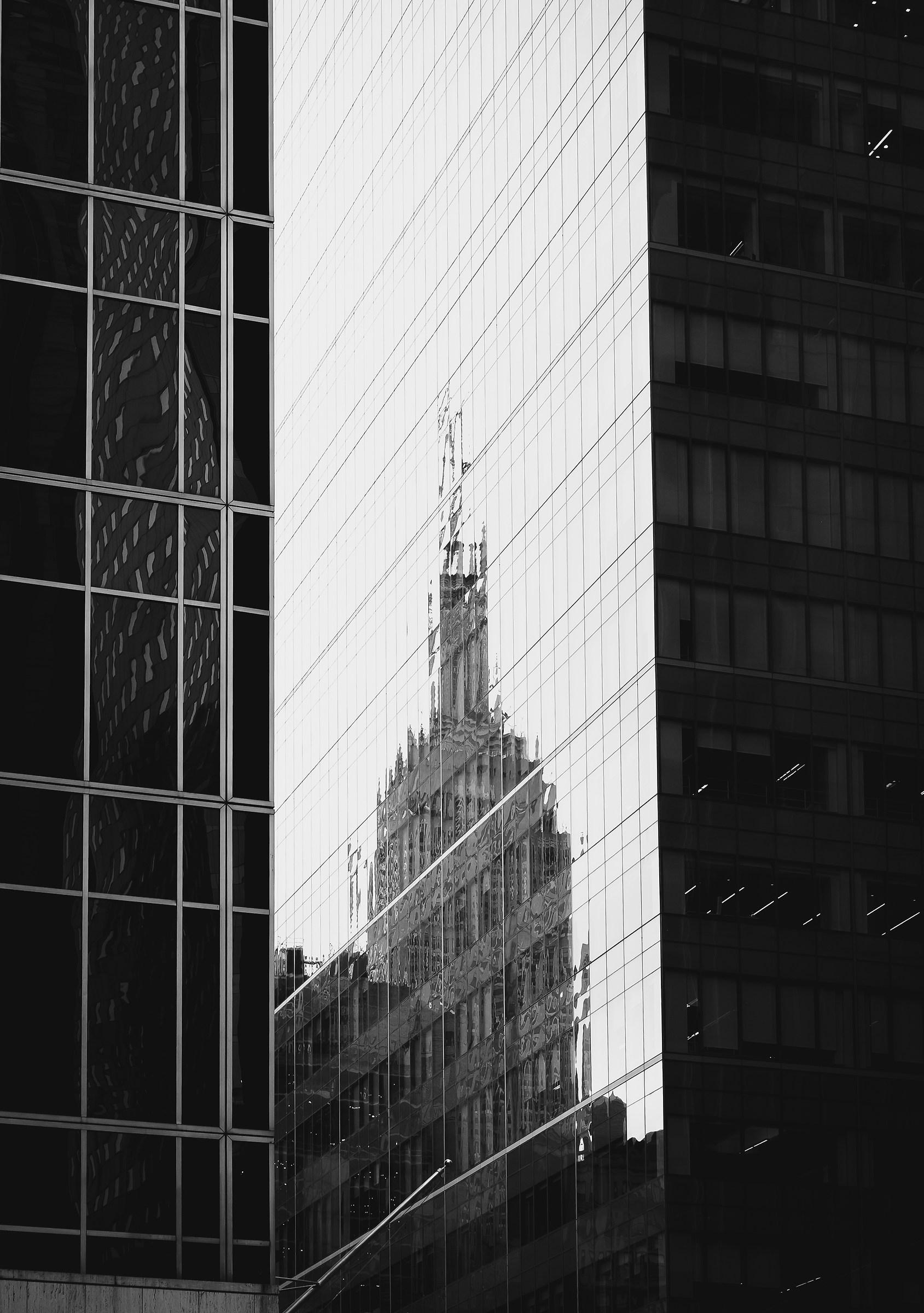 Empire State Building Riflesso...