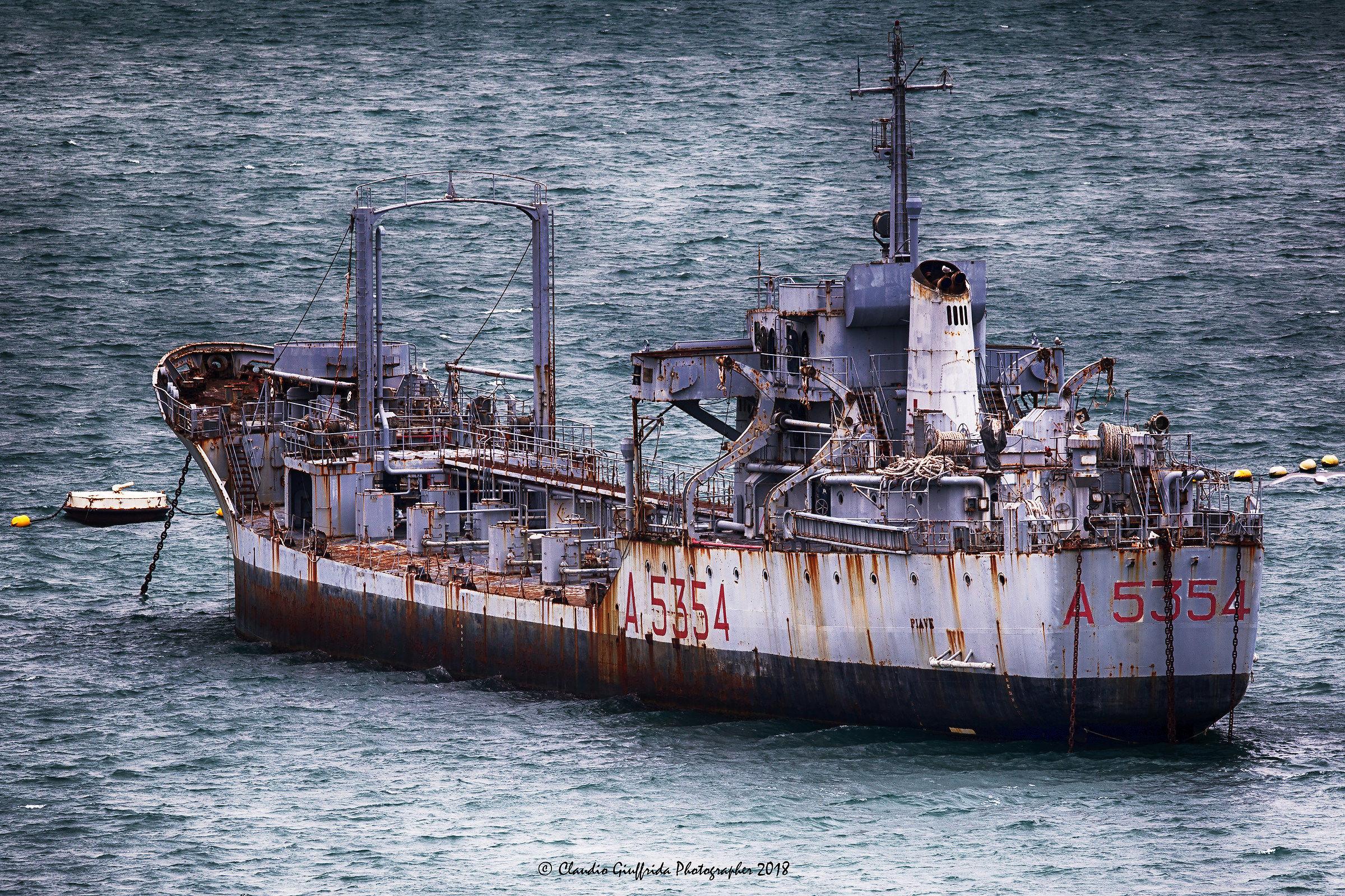 Ship Piave...