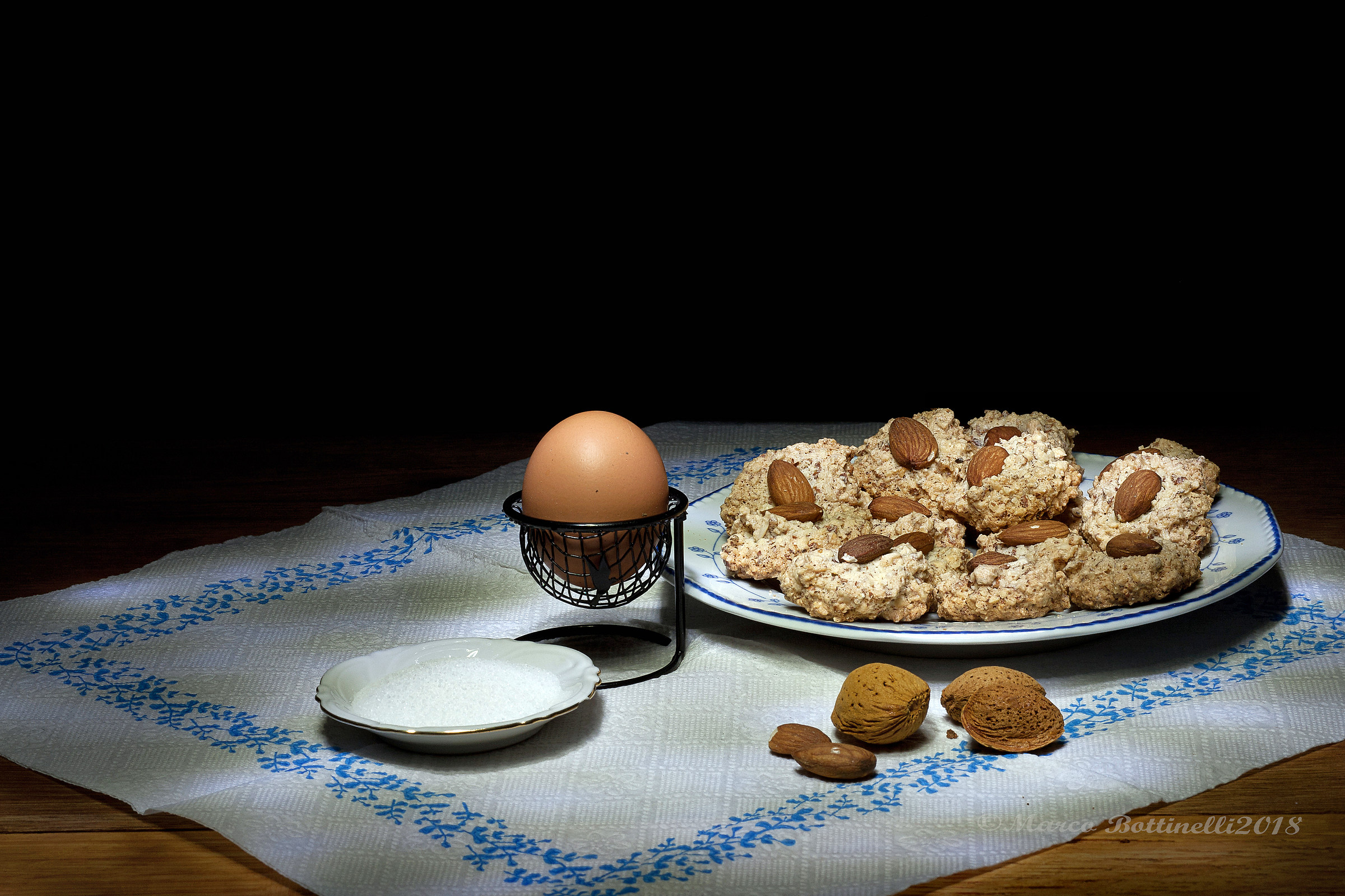 Simple foods for bad but good cookies ........