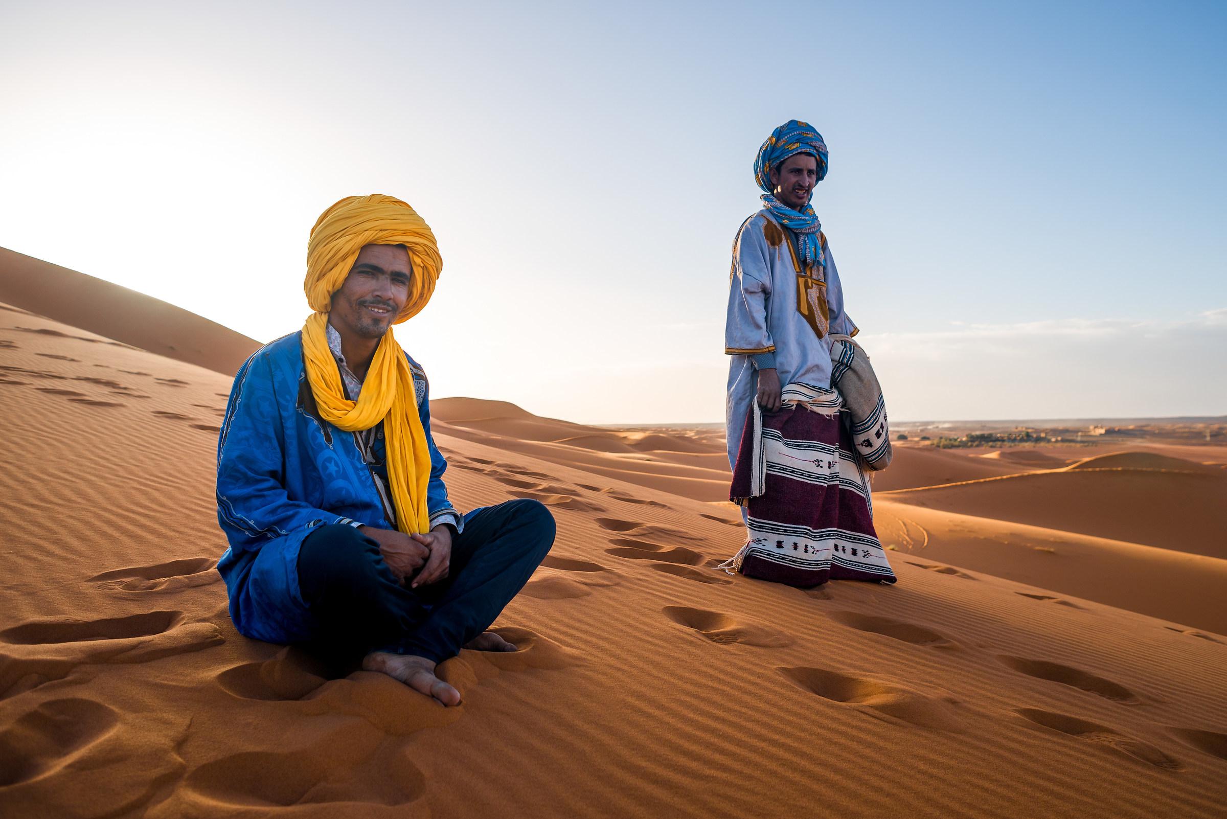 Berbers...
