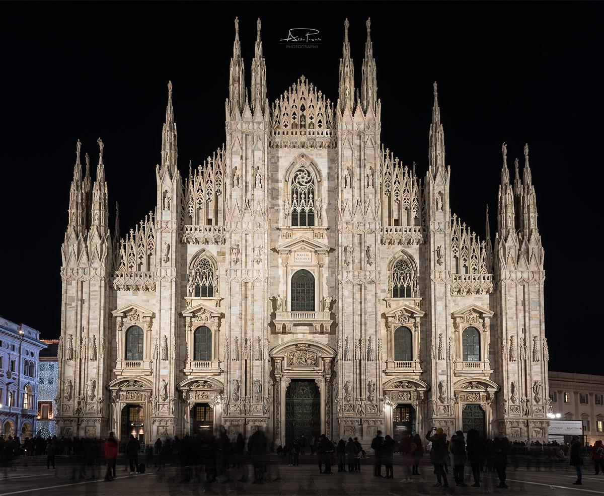 Milan Cathedral...
