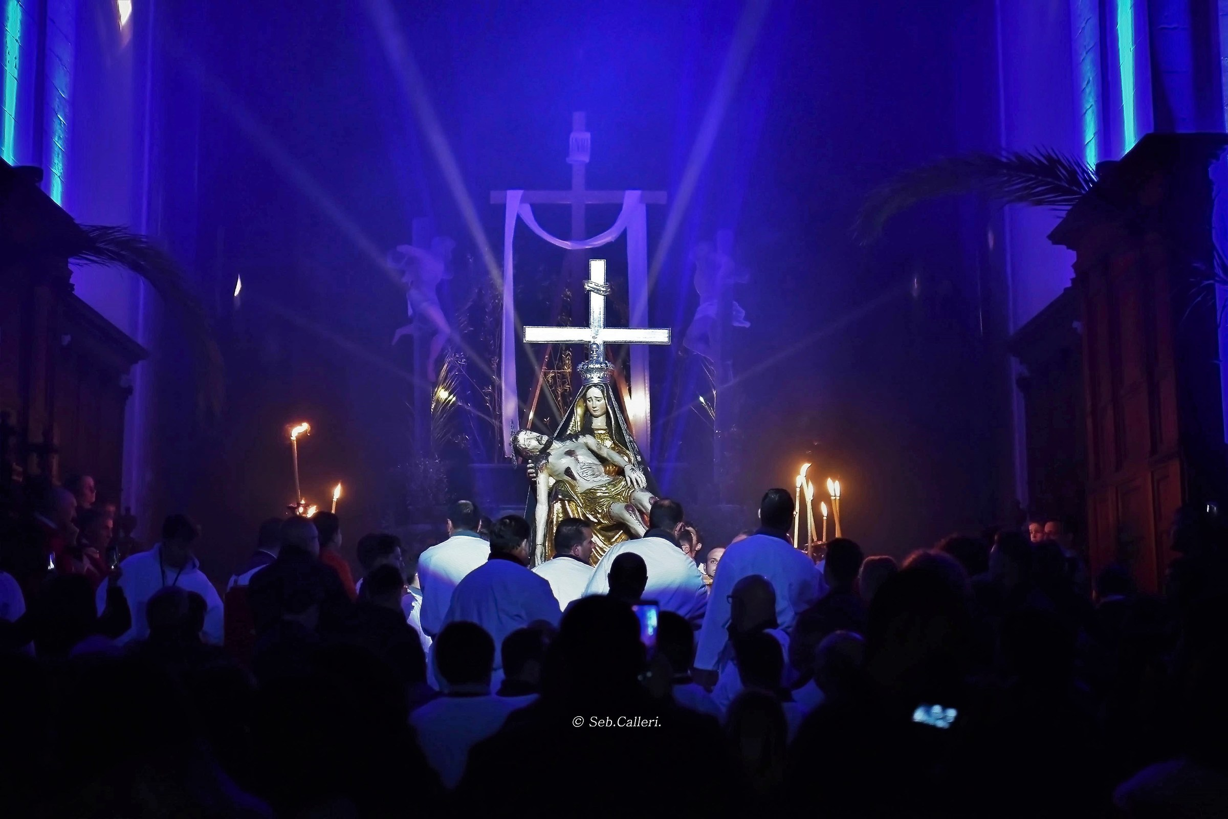 """""""The rites of the Holy Week""""..."""
