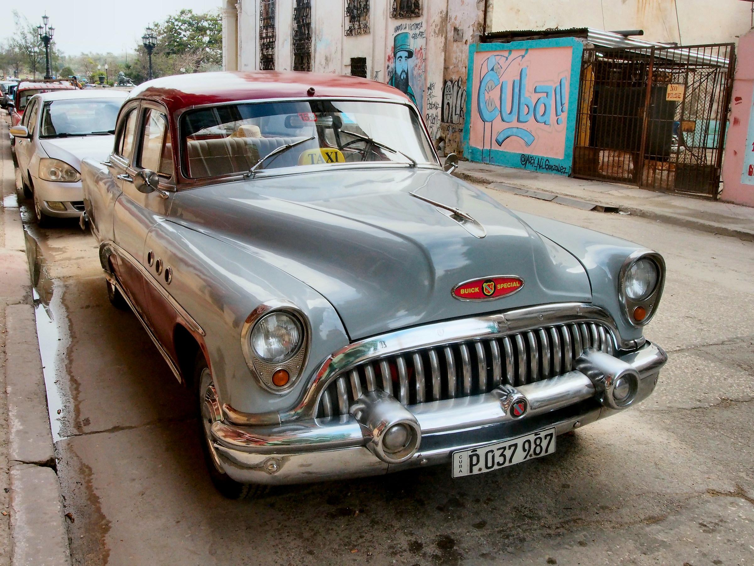 Cuba's cars 02...