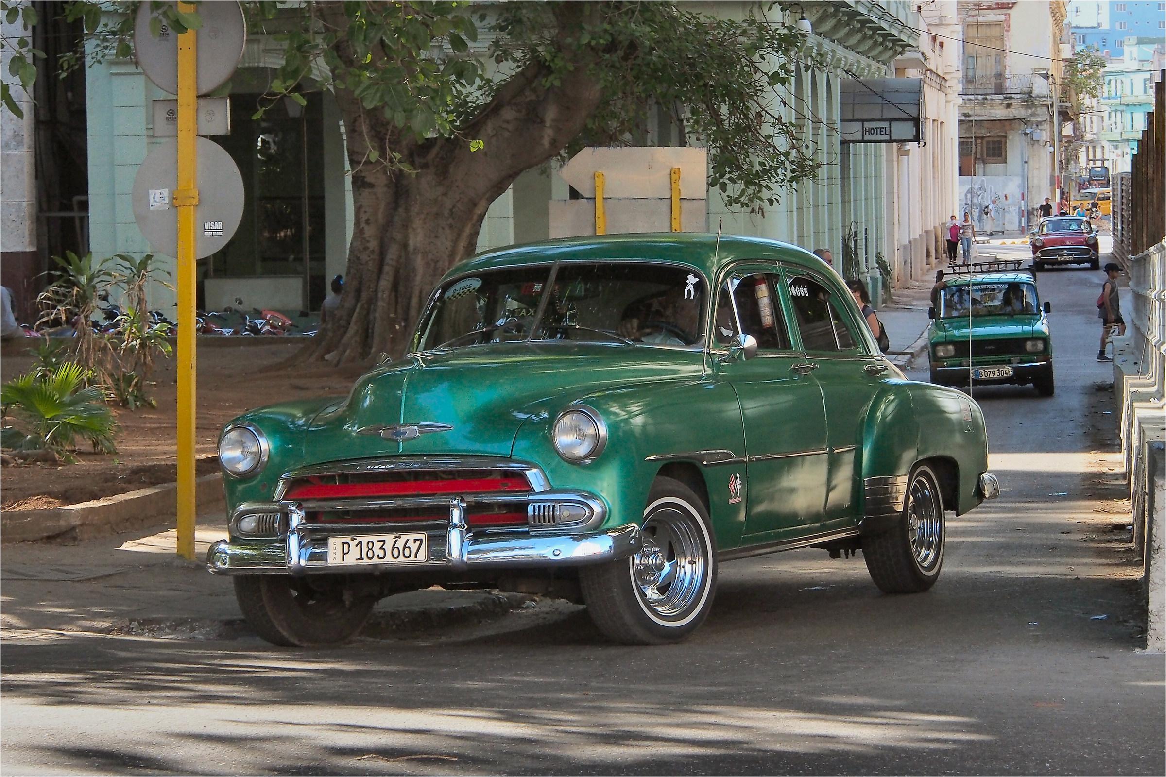 The cars of Cuba 03...