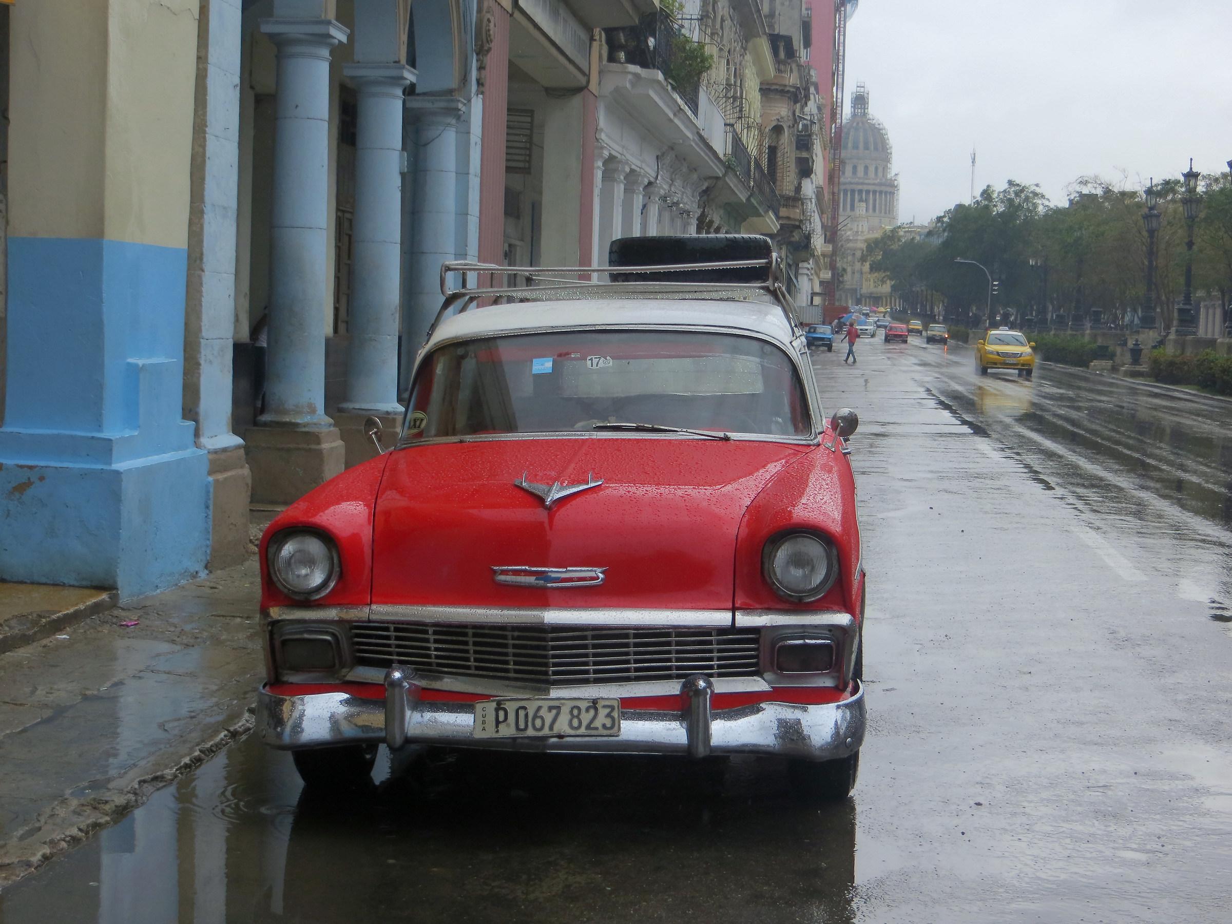 The cars of Cuba 04...