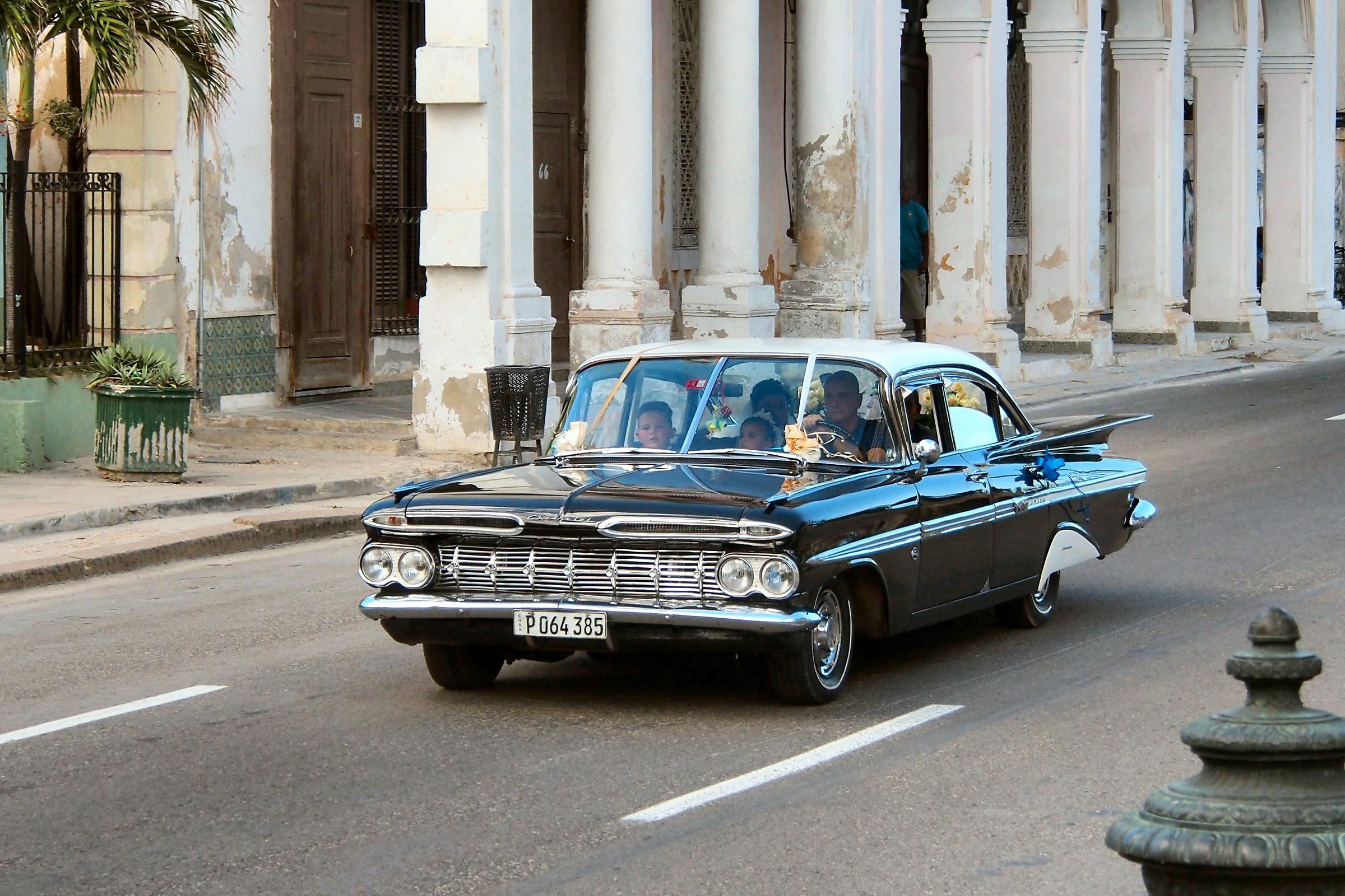 The cars of Cuba 06...