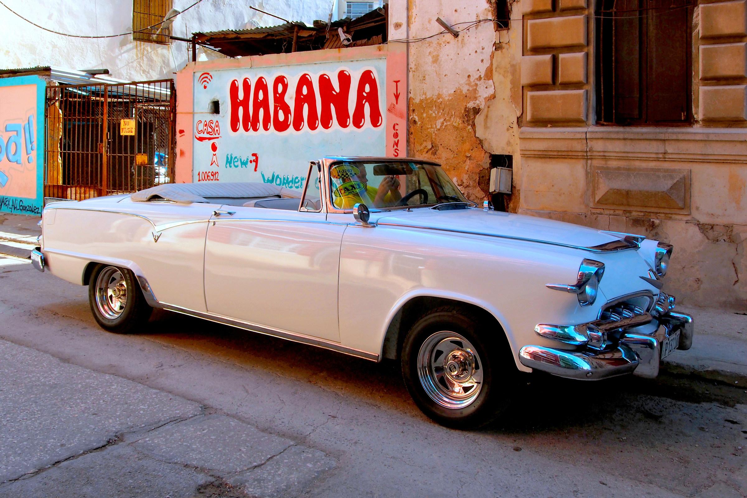 The cars of Cuba 14...