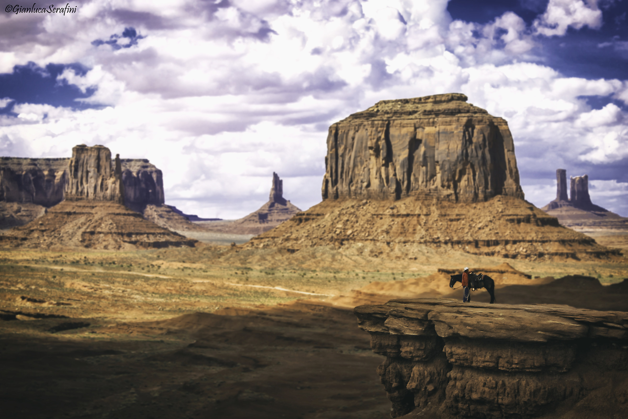 John Ford Point - Monument Valley...