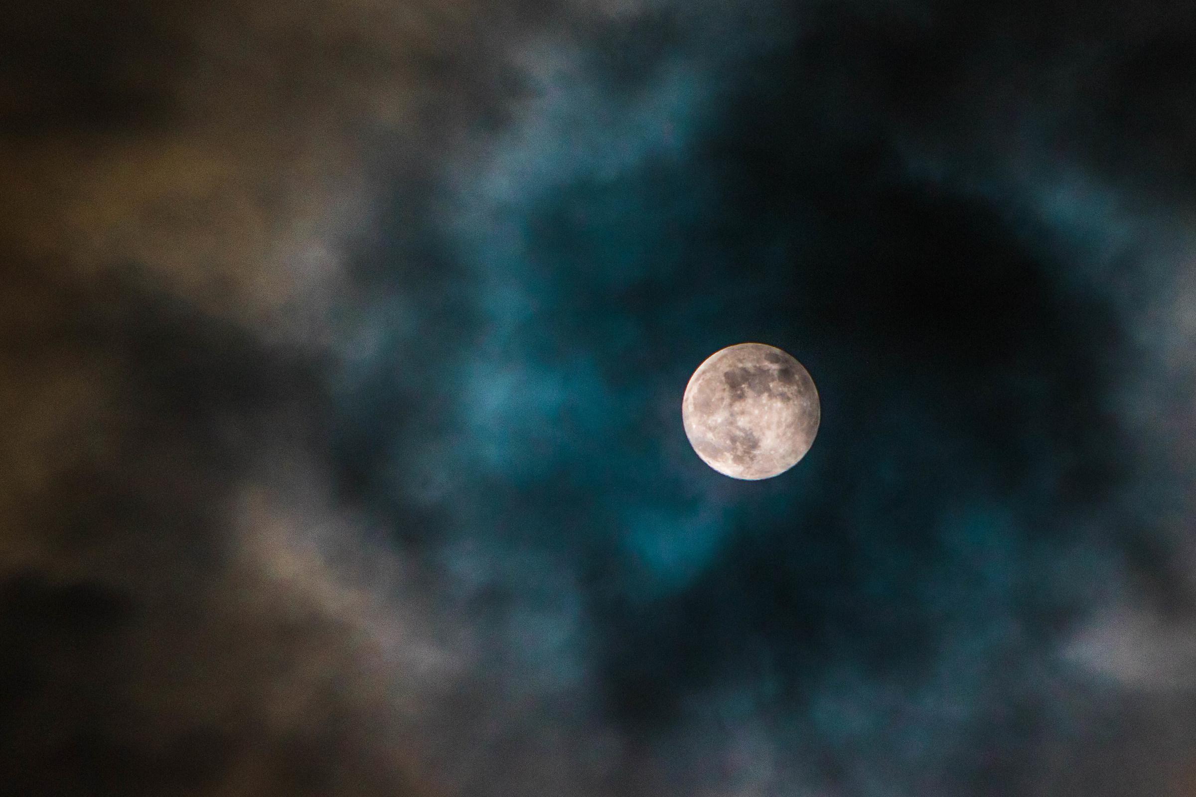 Lunar magnetism...