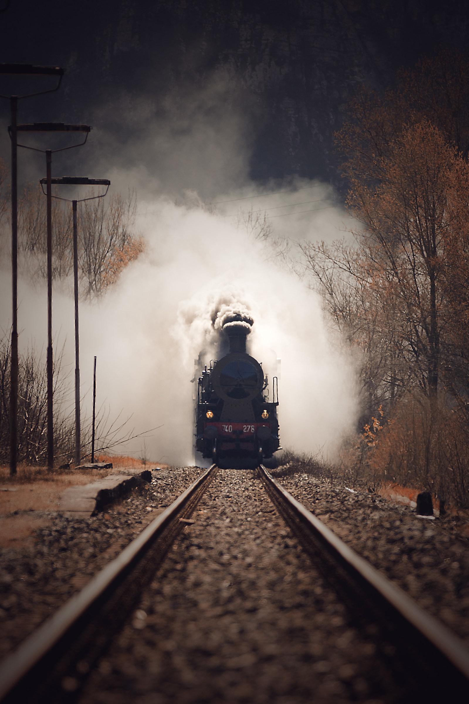 treno a vapore ...Lucca....Castelnuovo Garfagnana 2017...