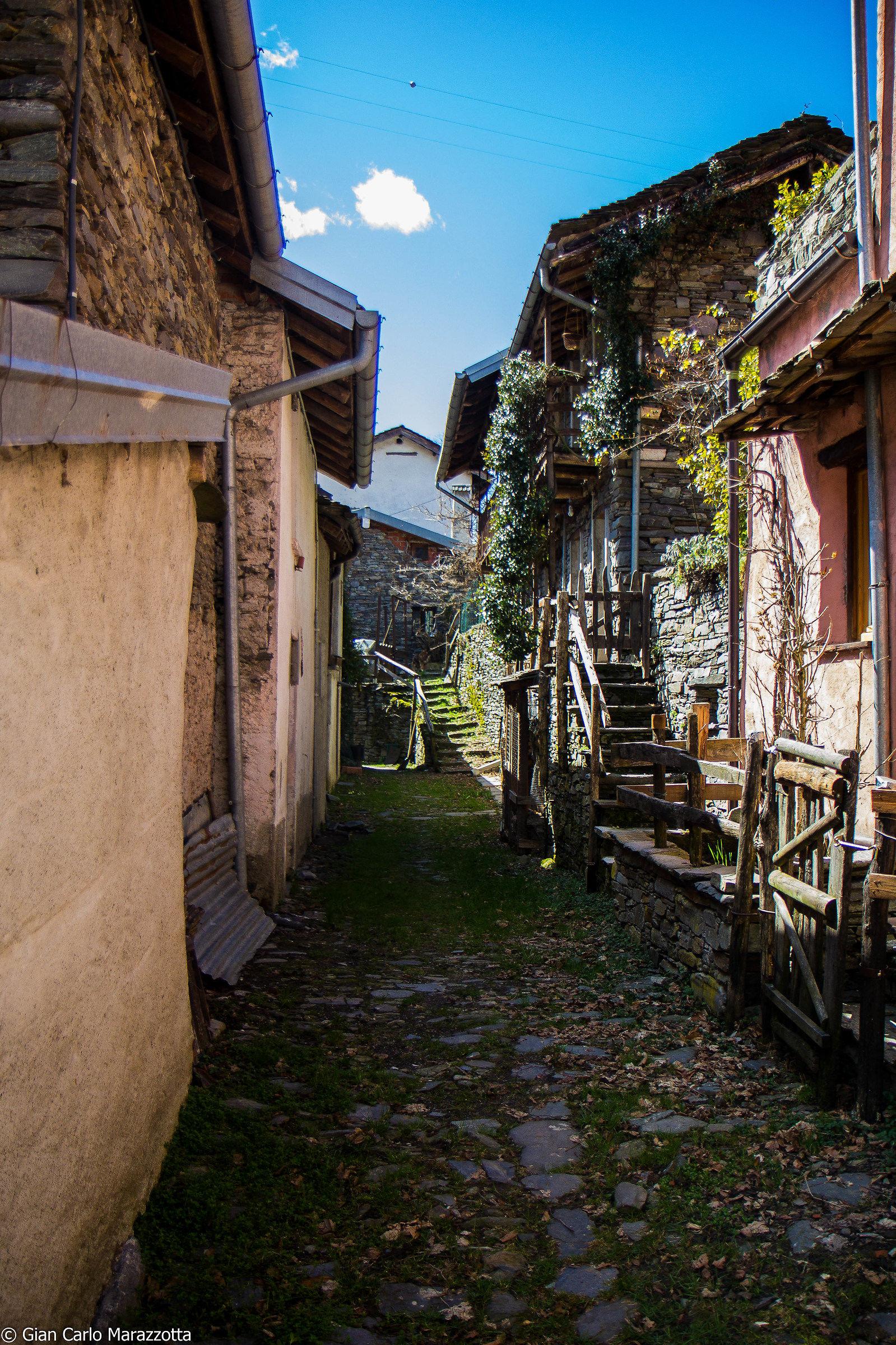Village of Piero...