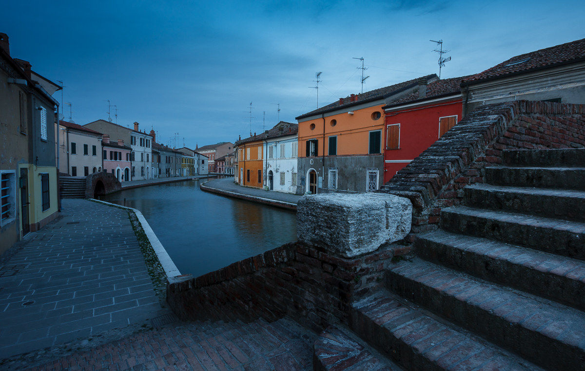 Comacchio ... pending the finest hour ...