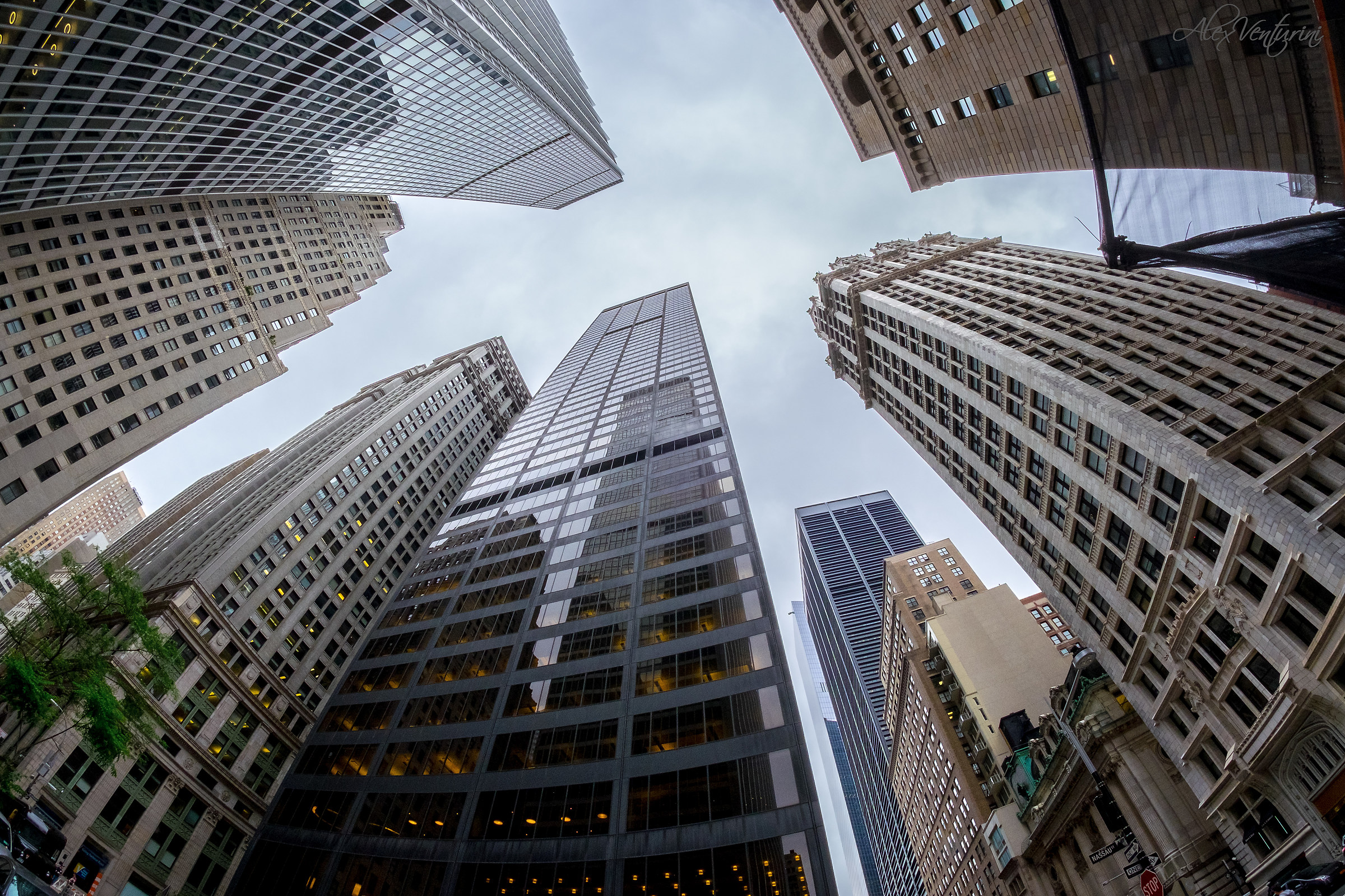 financial district NY...