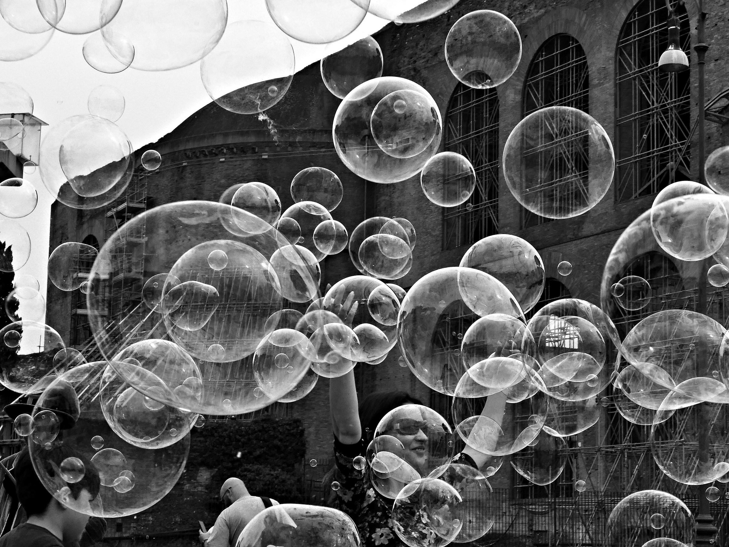 Bubble...