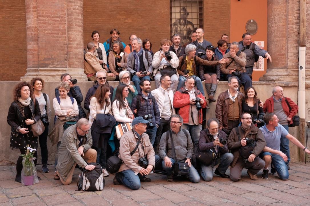 Juzini in Bologna...