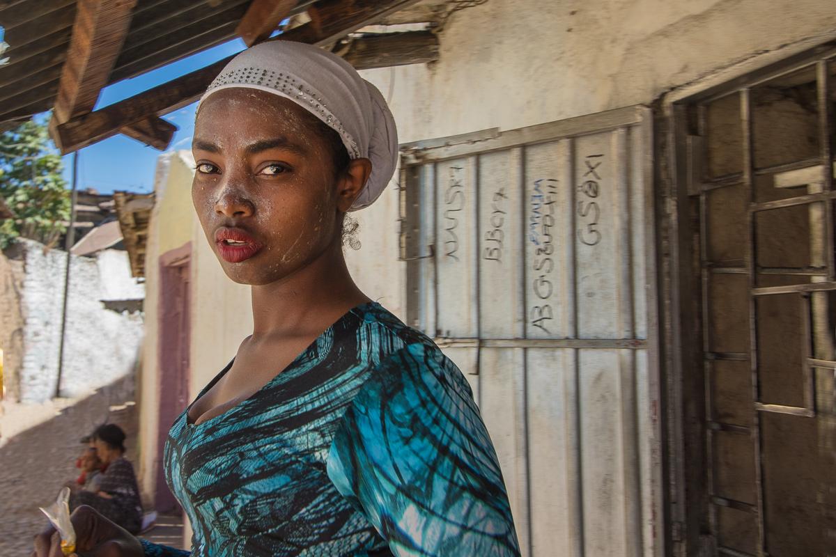 Gente di Harar, 5...