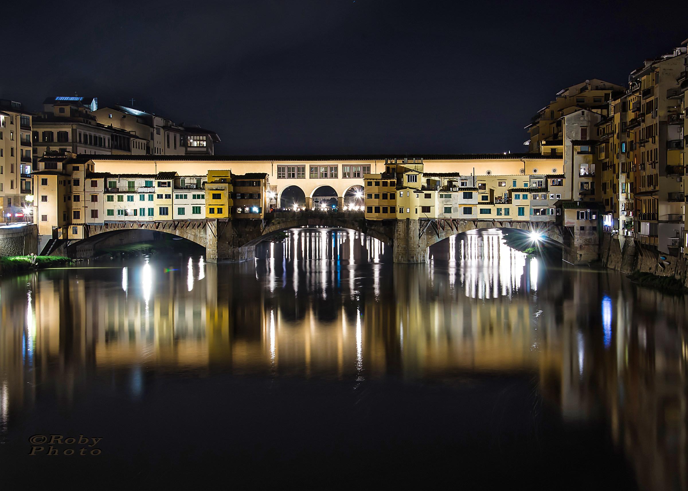 Florence, Ponte Vecchio!...